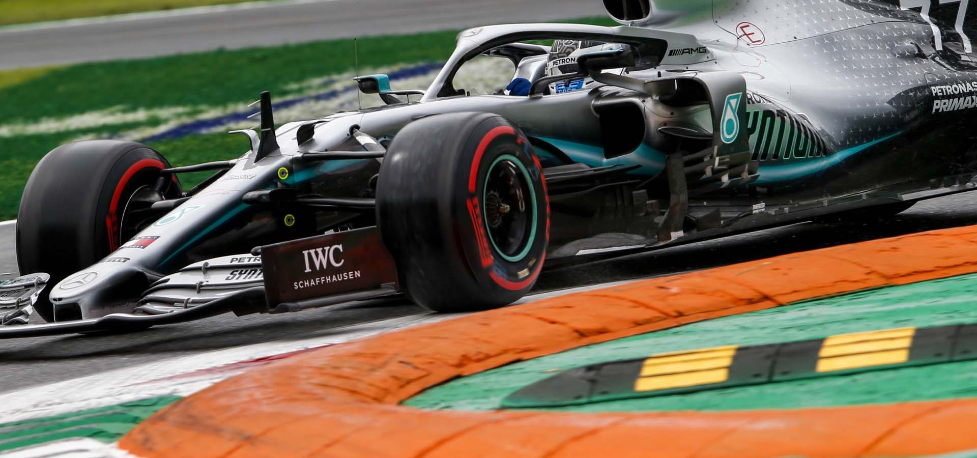 2019 Italian Grand Prix, Friday - Wolfgang Wilhelm Valtteri Bottas Mercedes