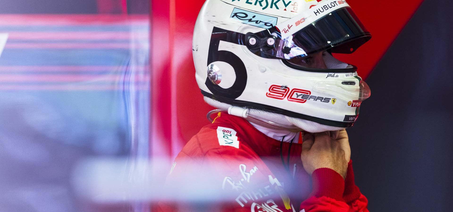 Ferrari, Sebastian Vettel, Monza