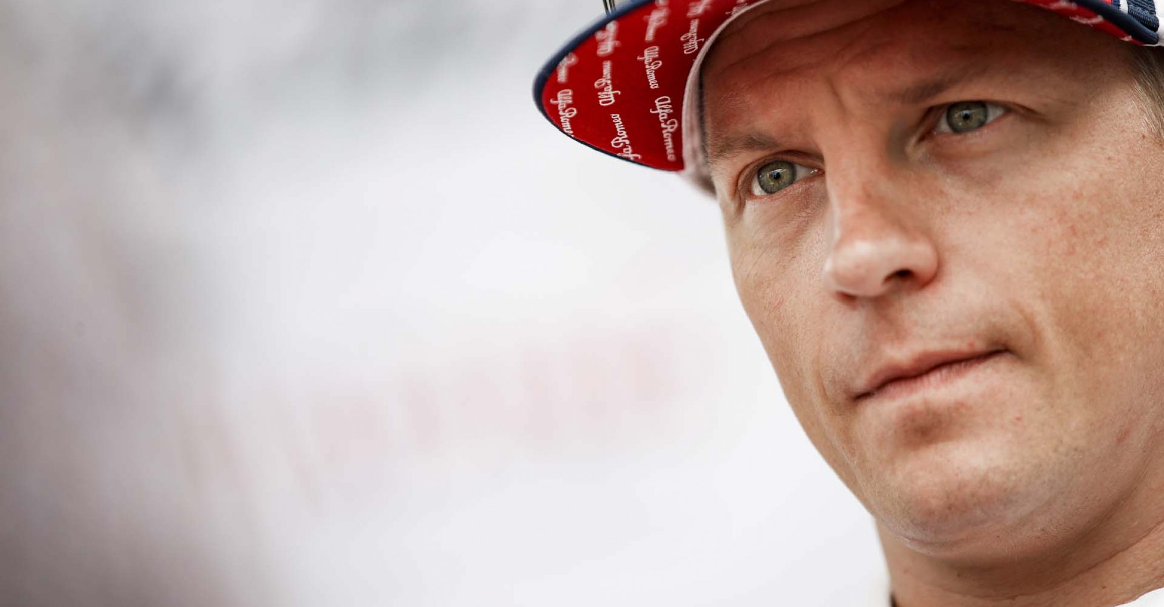 RAIKKONEN Kimi Räikkönen (fin), Alfa Romeo Racing C38, portrait during 2019 Formula 1 FIA world championship, Italy Grand Prix, at Monza from september 5 to 9  - Photo Florent Gooden / DPPI