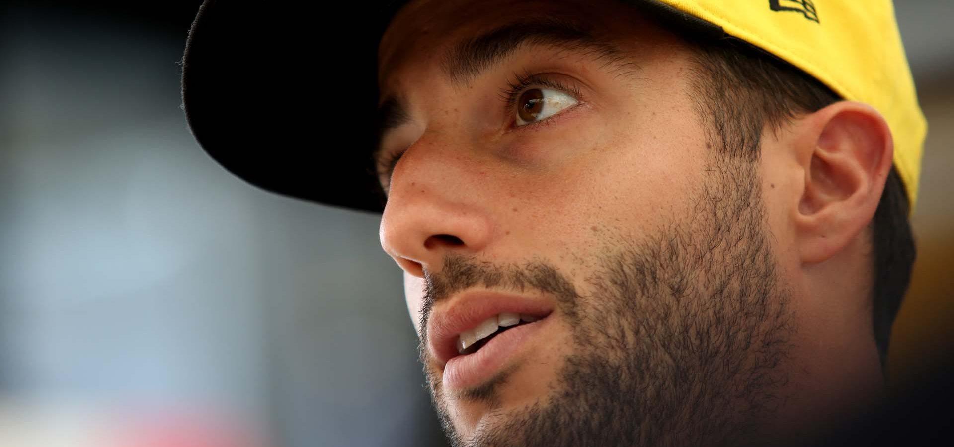 Daniel Ricciardo (AUS) Renault F1 Team. Italian Grand Prix, Thursday 5th September 2019. Monza Italy.
