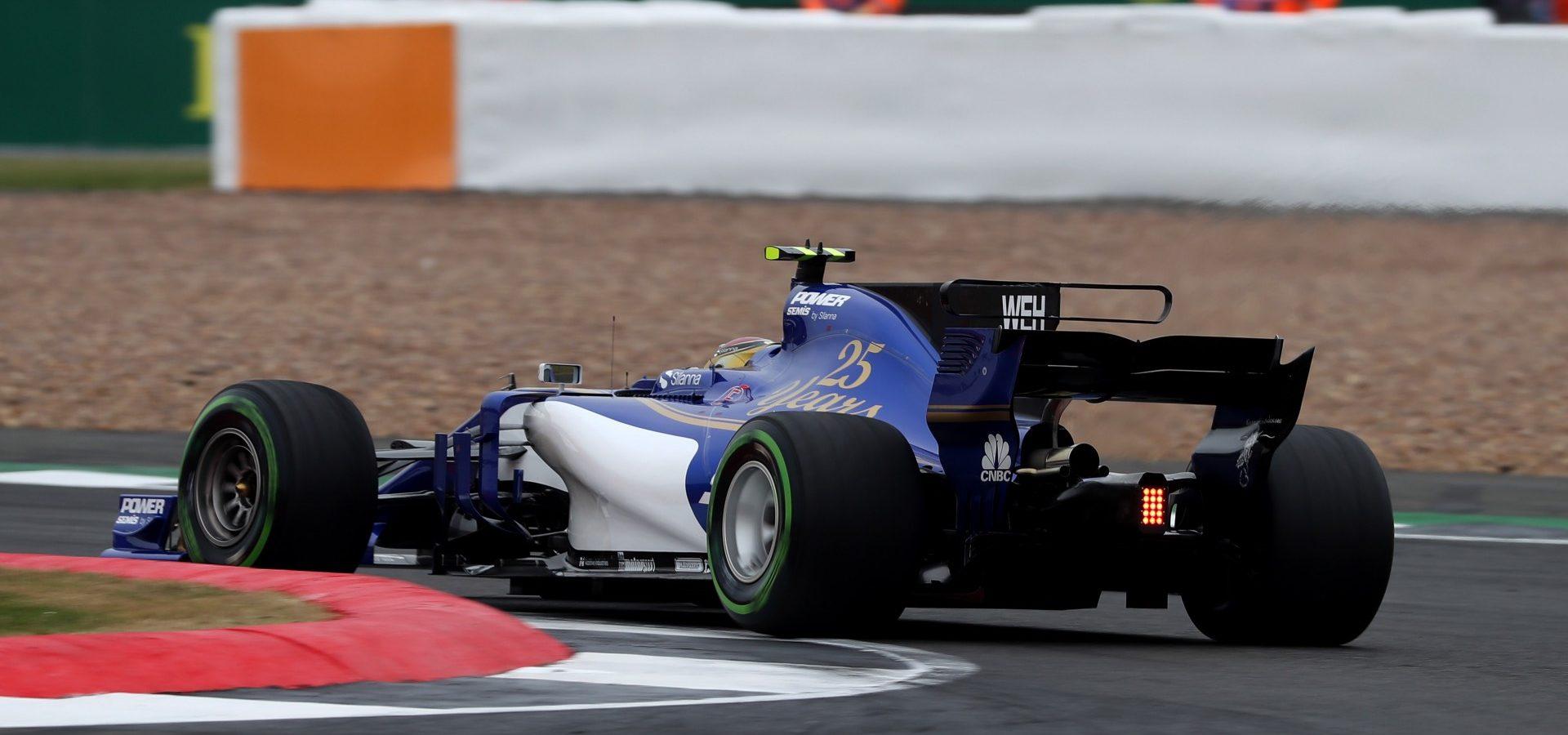 British GP Saturday 15/07/17