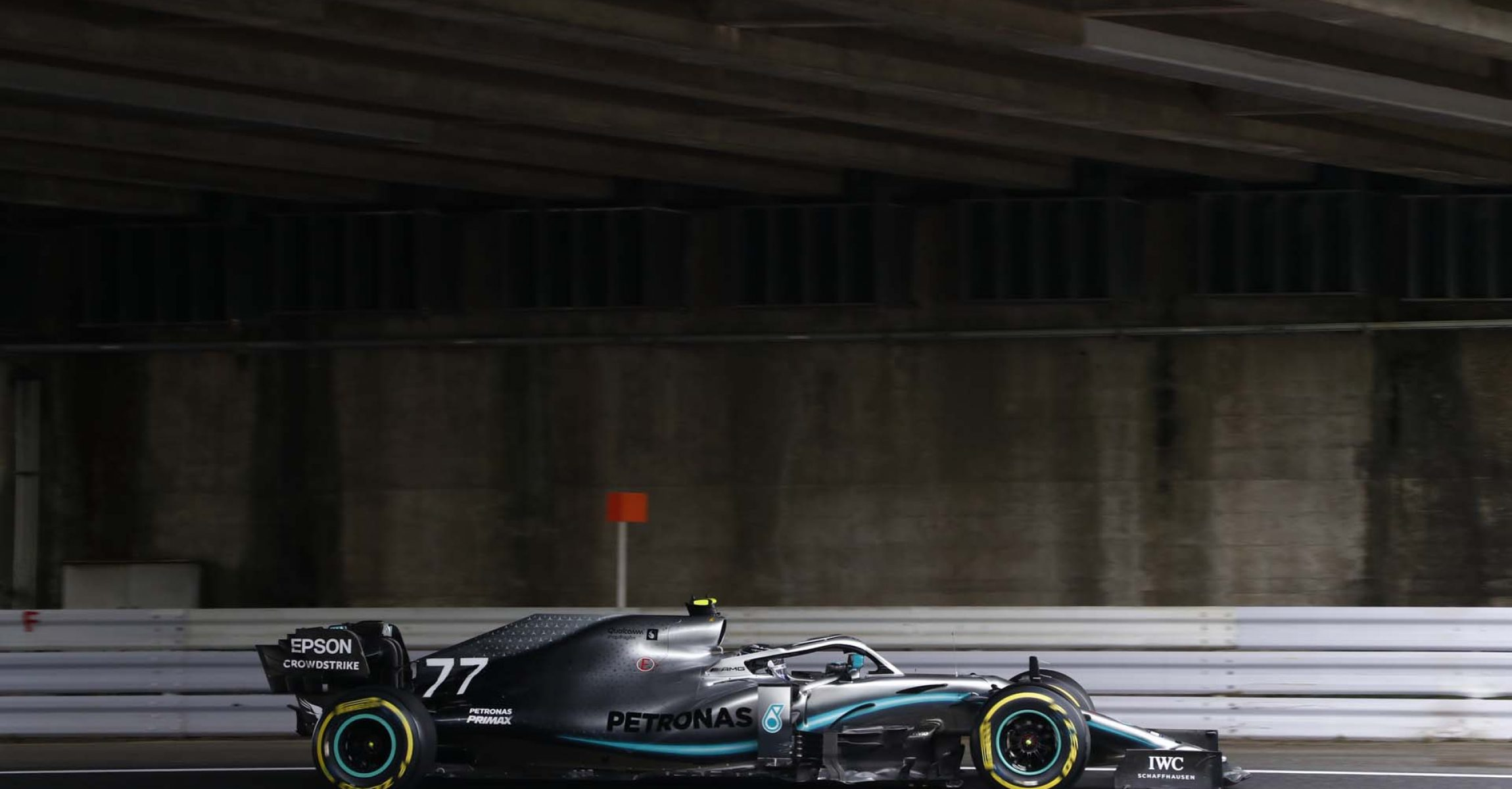 2019 Japanese Grand Prix, Friday - Wolfgang Wilhelm Valtteri Bottas Mercedes
