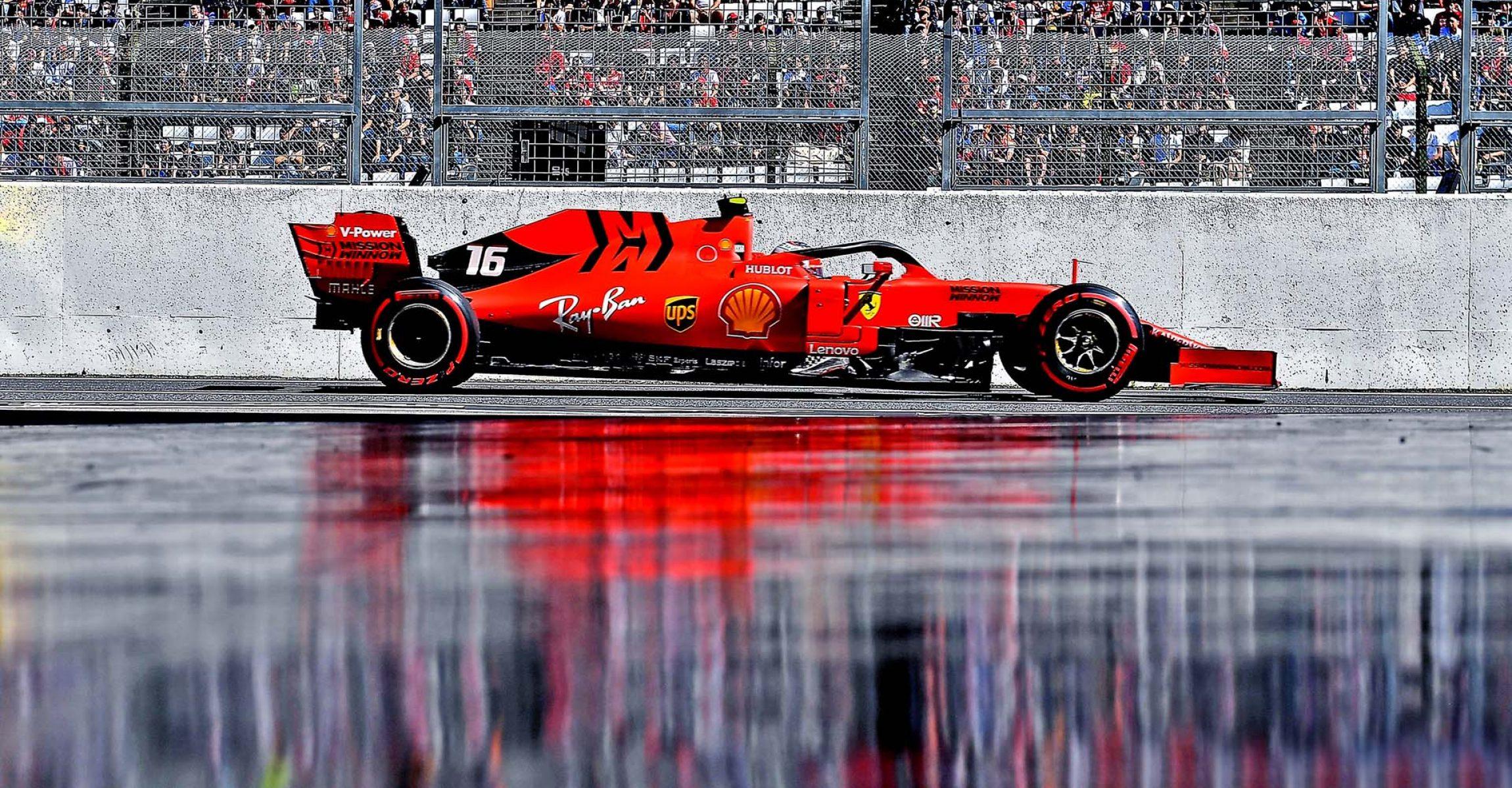 GP GIAPPONE F1/2019 - DOMENICA 13/10/2019 credit: @Scuderia Ferrari Press Office Charles Leclerc