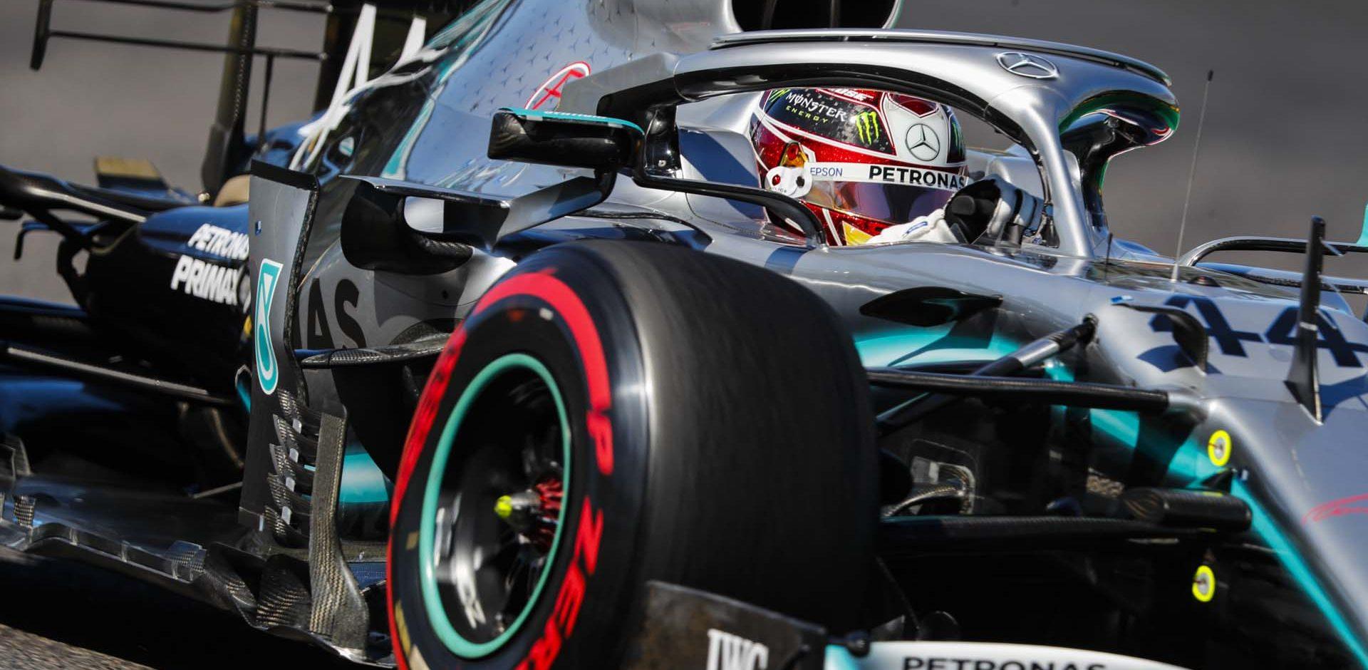 2019 Japanese Grand Prix, Sunday - LAT Images Lewis Hamilton Mercedes