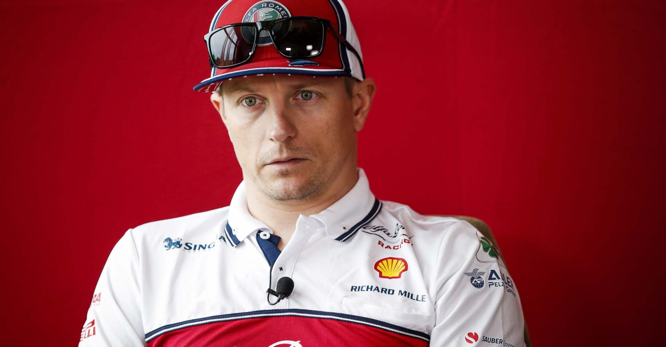 RAIKKONEN Kimi Räikkönen (fin), Alfa Romeo Racing C38, portrait during the 2019 Formula One World Championship, Japan Grand Prix from October 11 to 13 at Suzuka - Photo Florent Gooden / DPPI