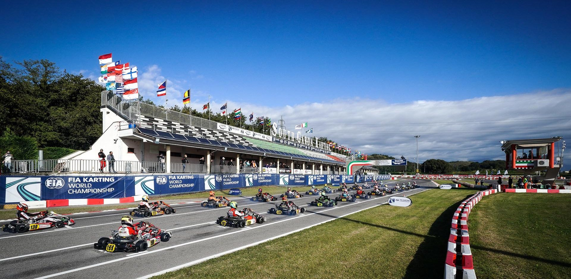 , , , , , FIA Karting World Championship – KZ, FIA Karting International Super Cup – KZ2 & FIA Karting Academy Trophy , LONATO, International Race, © KSP Reportages