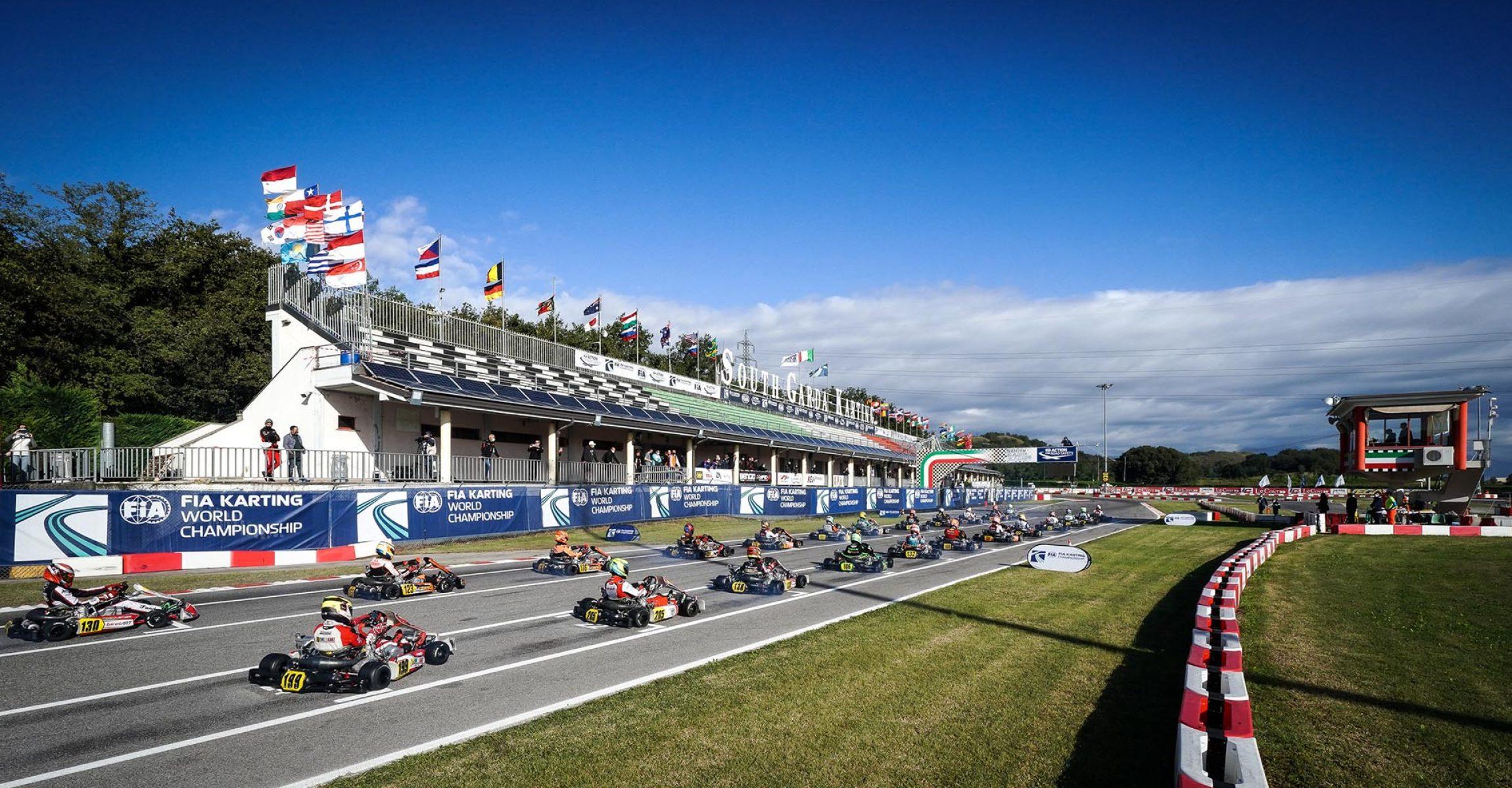 , , , , , FIA Karting World Championship – KZ, FIA Karting International Super Cup – KZ2 & FIA Karting Academy Trophy , LONATO, International Race, © KSP Reportages