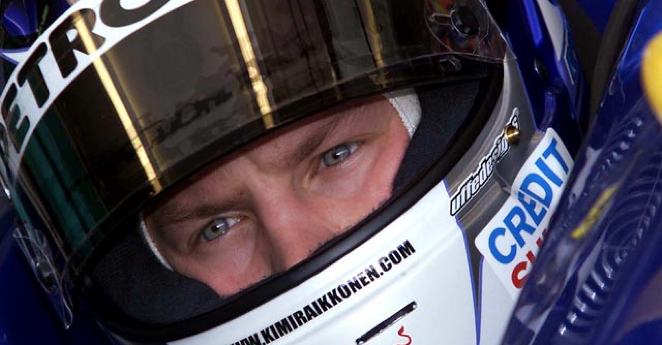 Kimi Räikkönen, 2001, Sauber