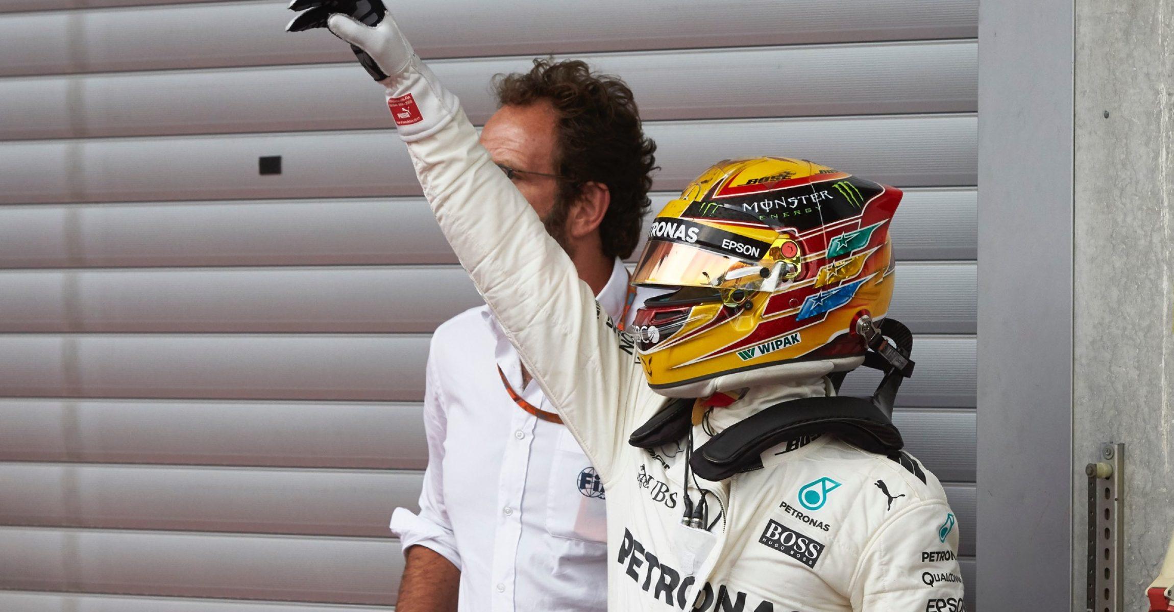 2017 Belgian Grand Prix, Sunday - Steve Etherington