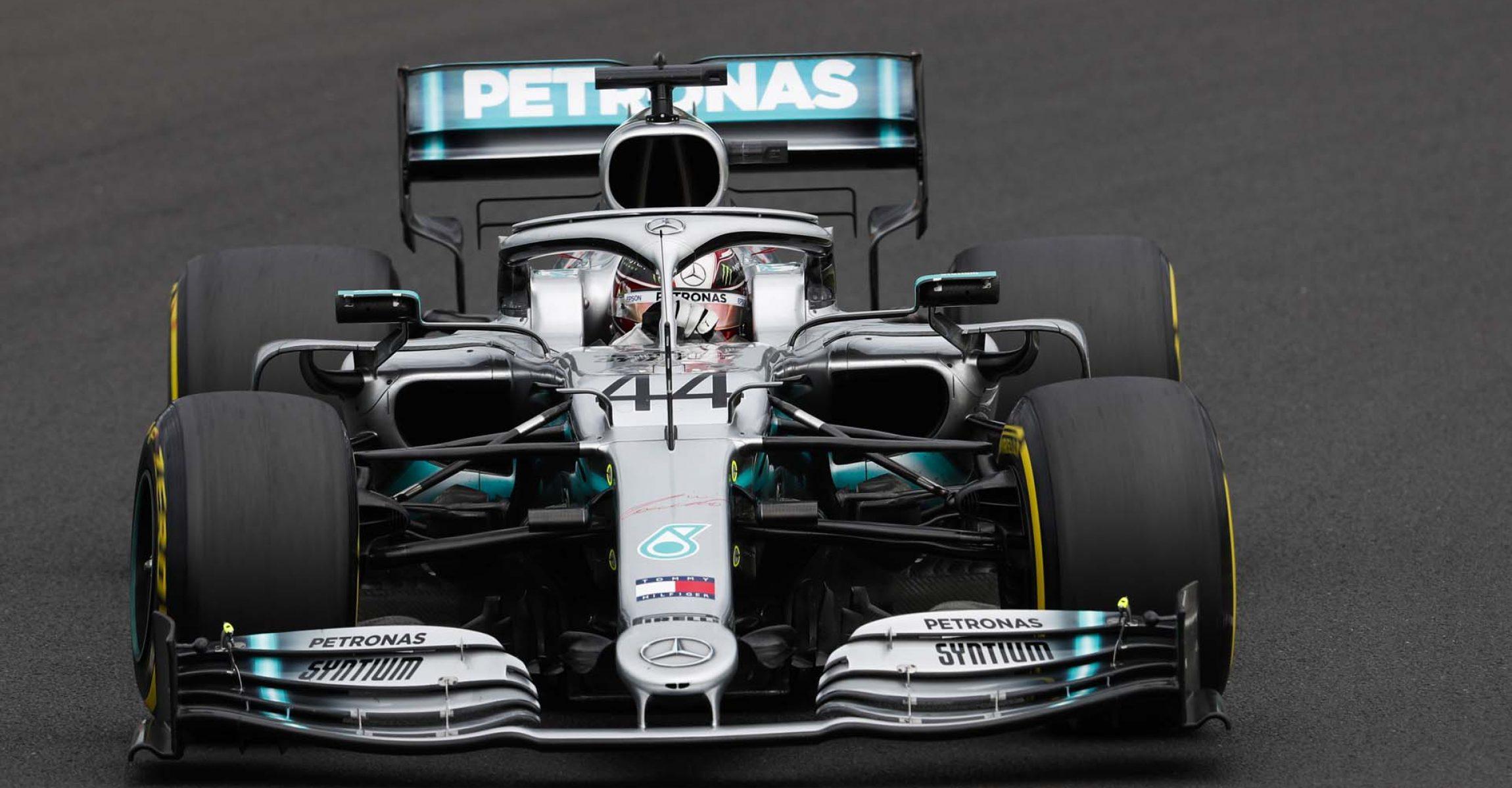 2019 Hungarian Grand Prix, Friday - LAT Images Lewis Hamilton Mercedes