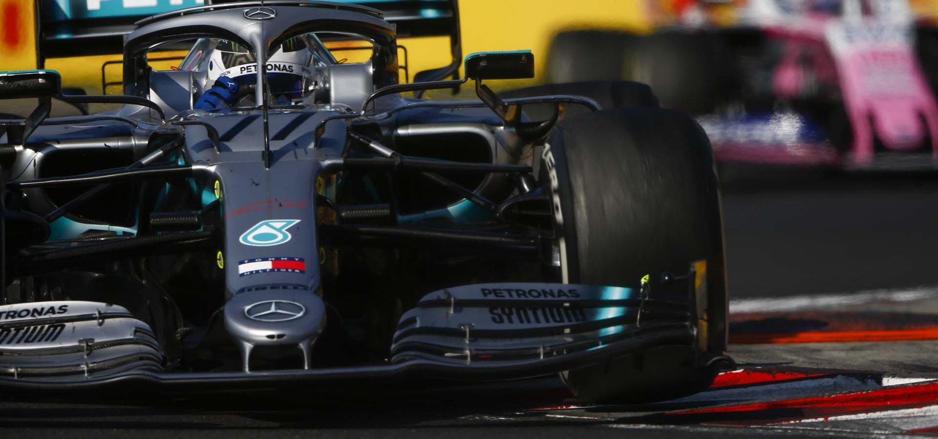 2019 Hungarian Grand Prix, Sunday - LAT Images Valtteri Bottas Mercedes