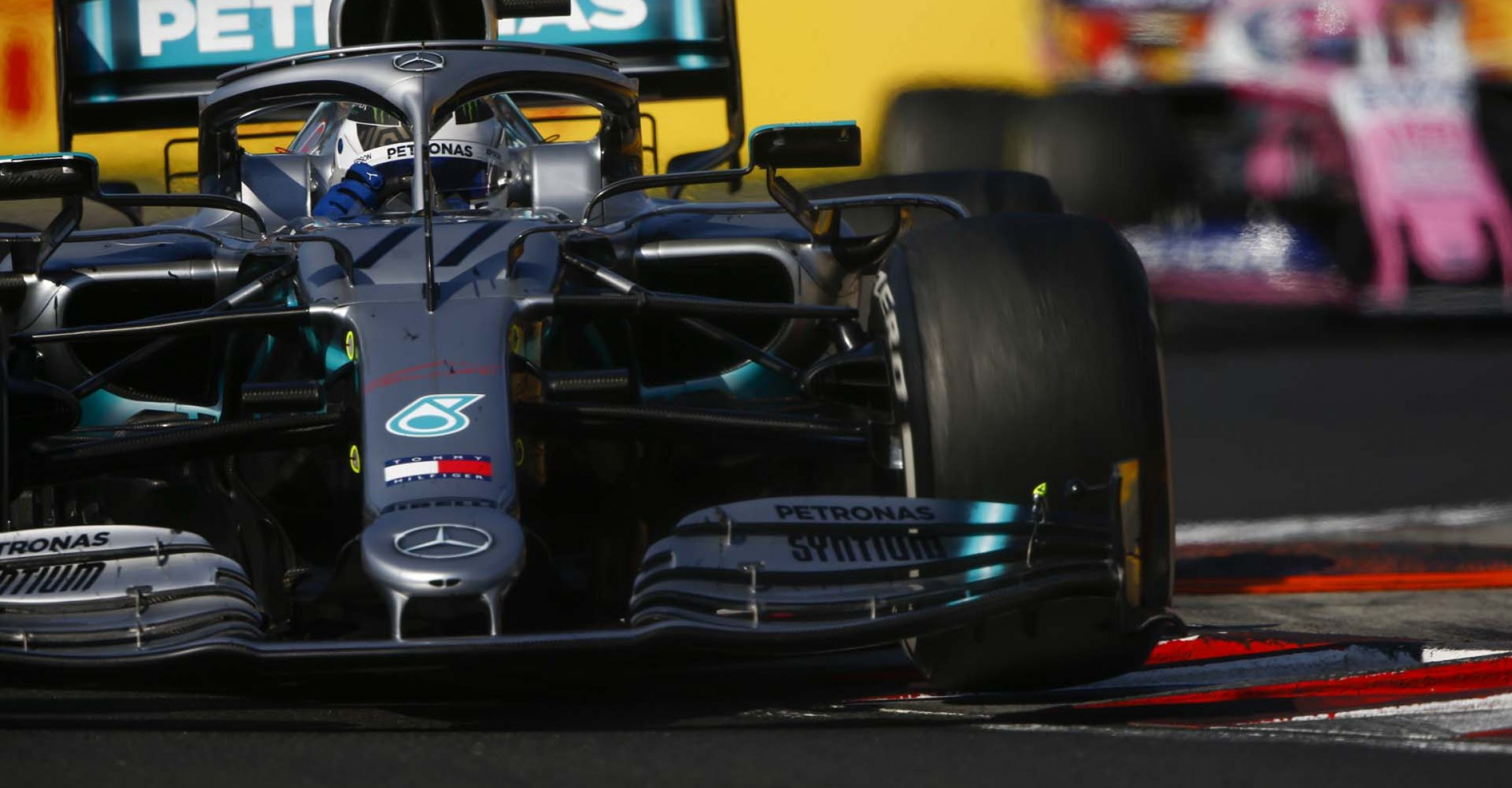 2019 Hungarian Grand Prix, Sunday - LAT Images Valtteri Bottas Mercedes