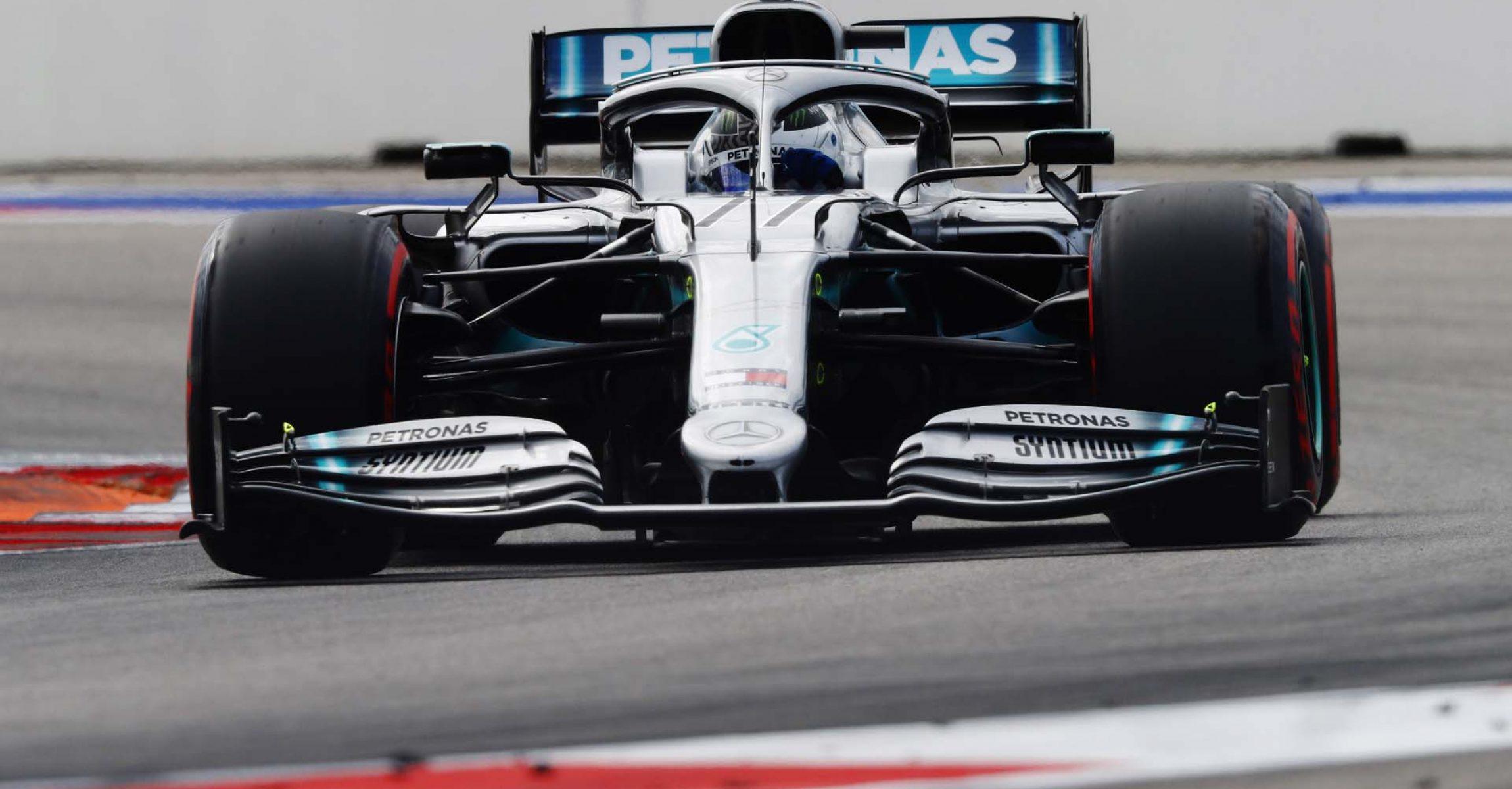 2019 Russian Grand Prix, Saturday - LAT Images Valtteri Bottas Mercedes