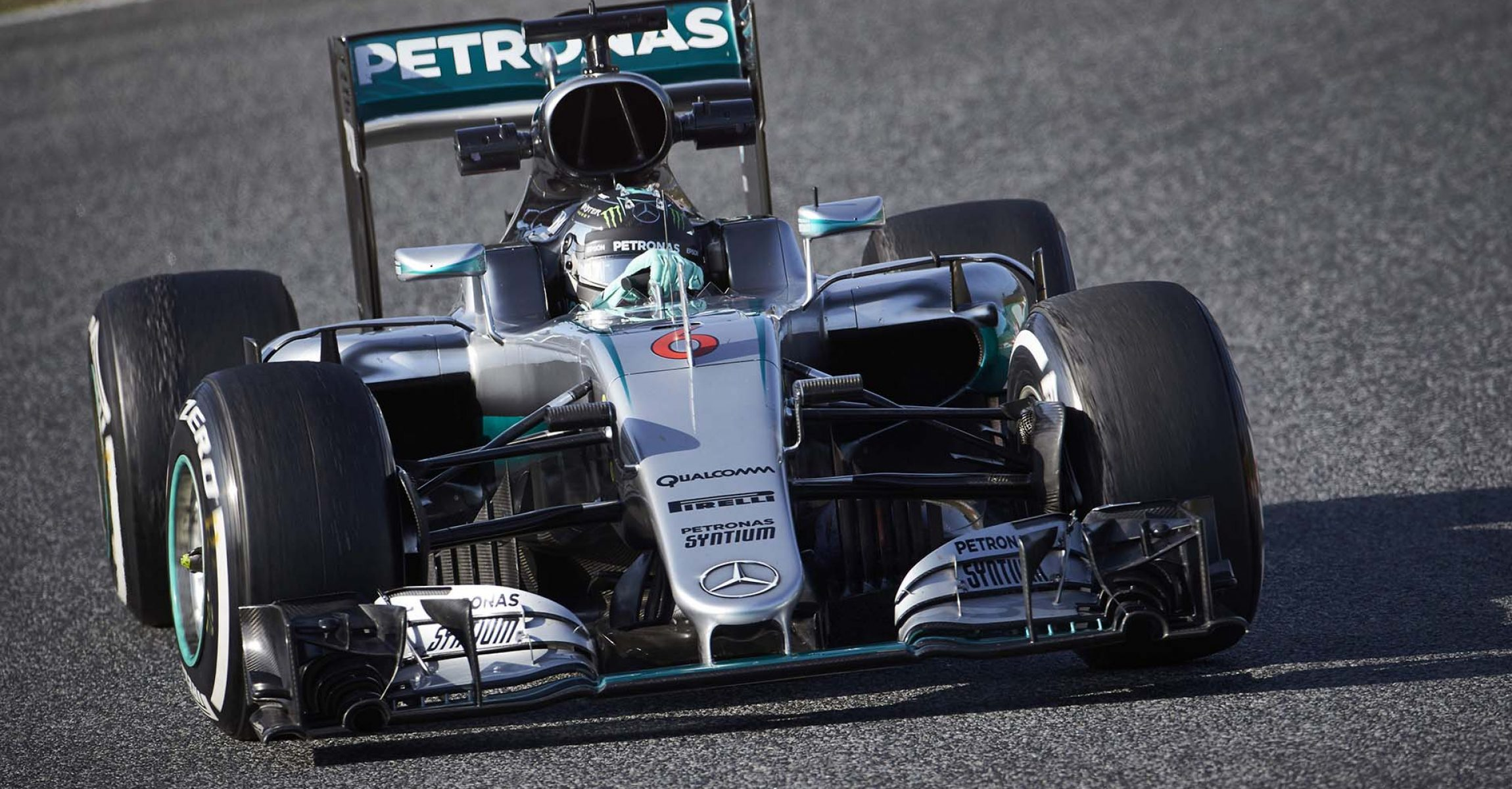2016 Winter Testing, Test 2, Barcelona Nico Rosberg Mercedes W07