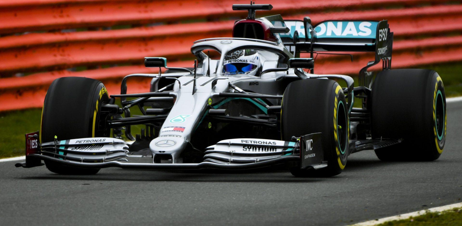 Mercedes-AMG F1 W11 EQ Performance Shakedown - LAT Images