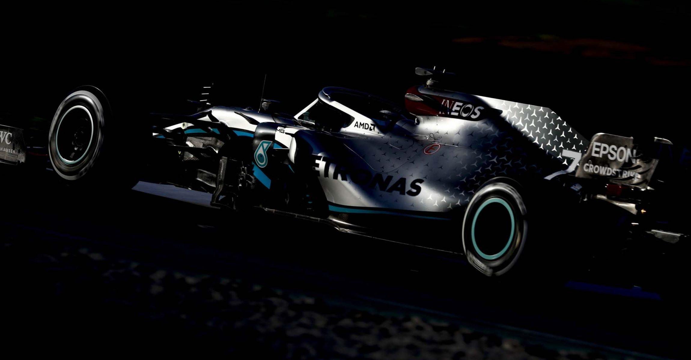 2020 Barcelona Pre-Season Test 2, Day 1 - LAT Images Valtteri Bottas Mercedes
