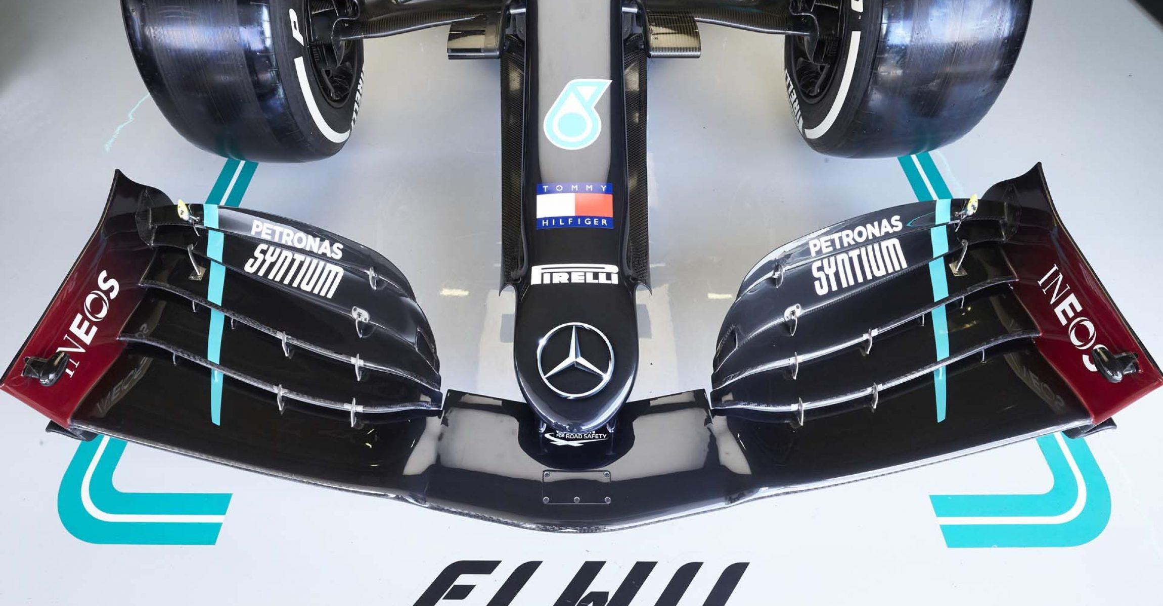2020 Austrian Grand Prix, Thursday - Steve Etherington Mercedes