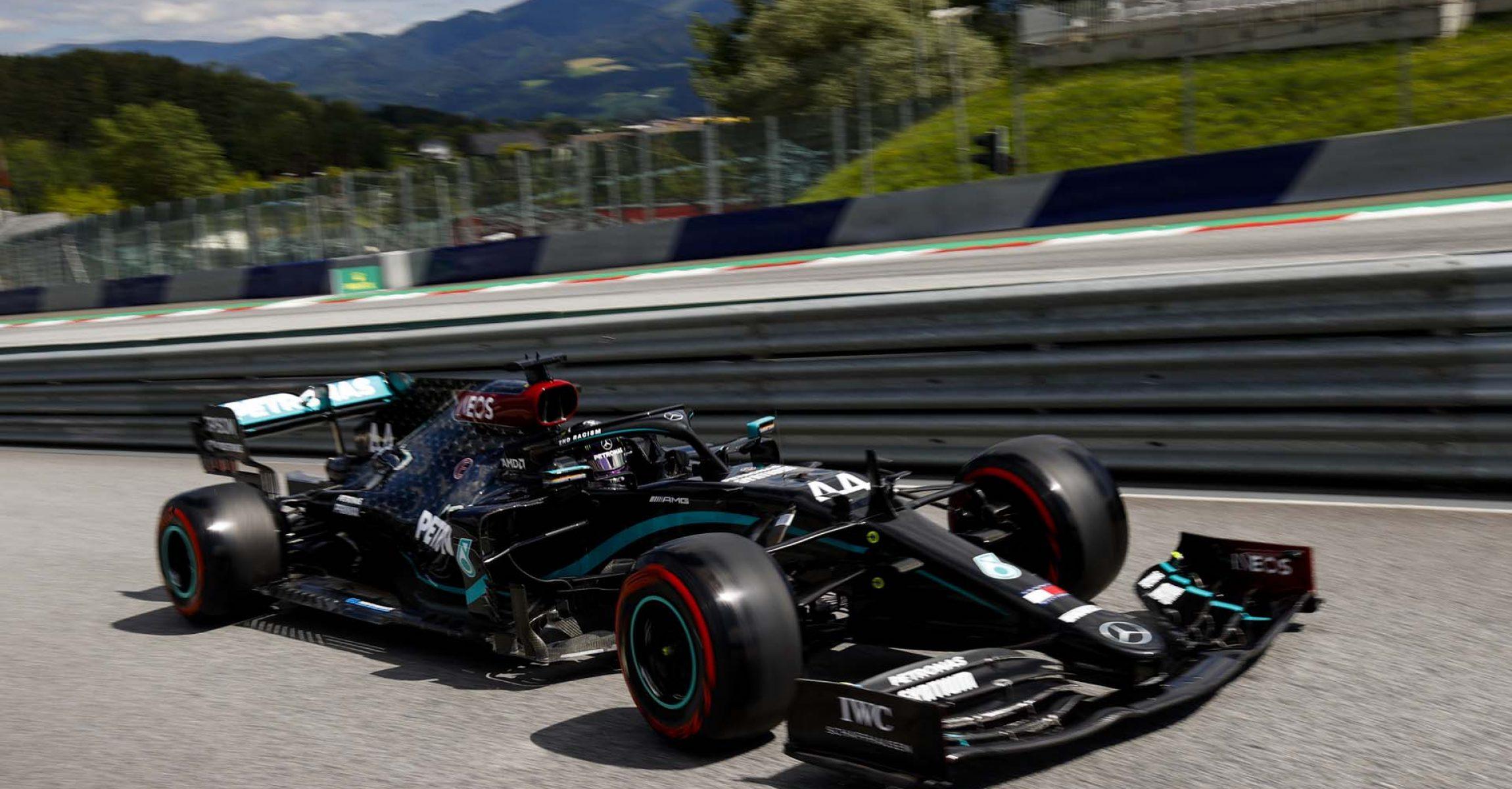 2020 Austrian Grand Prix, Saturday - LAT Images Lewis Hamilton Mercedes