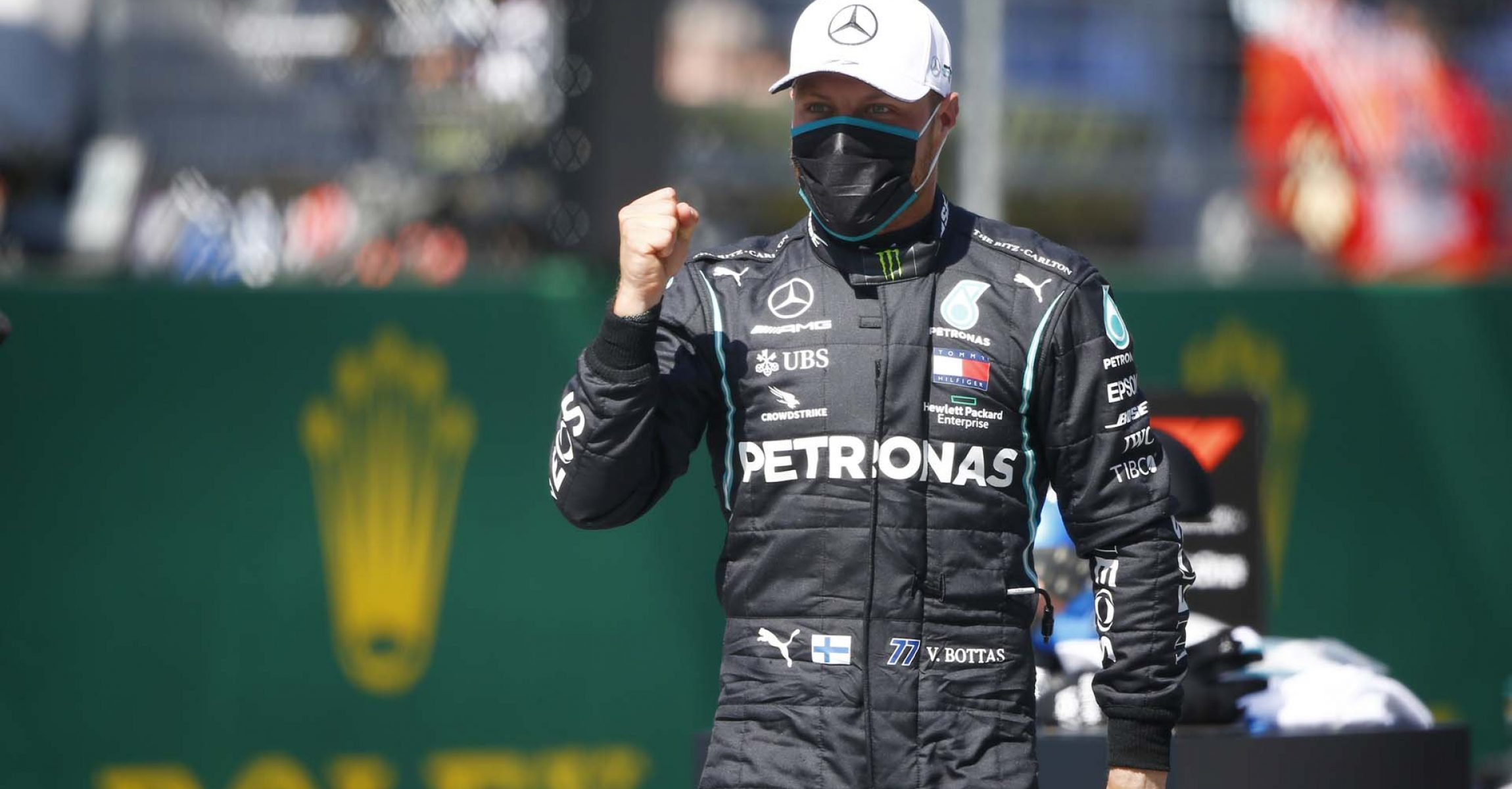 2020 Austrian Grand Prix, Saturday - LAT Images Valtteri Bottas Mercedes