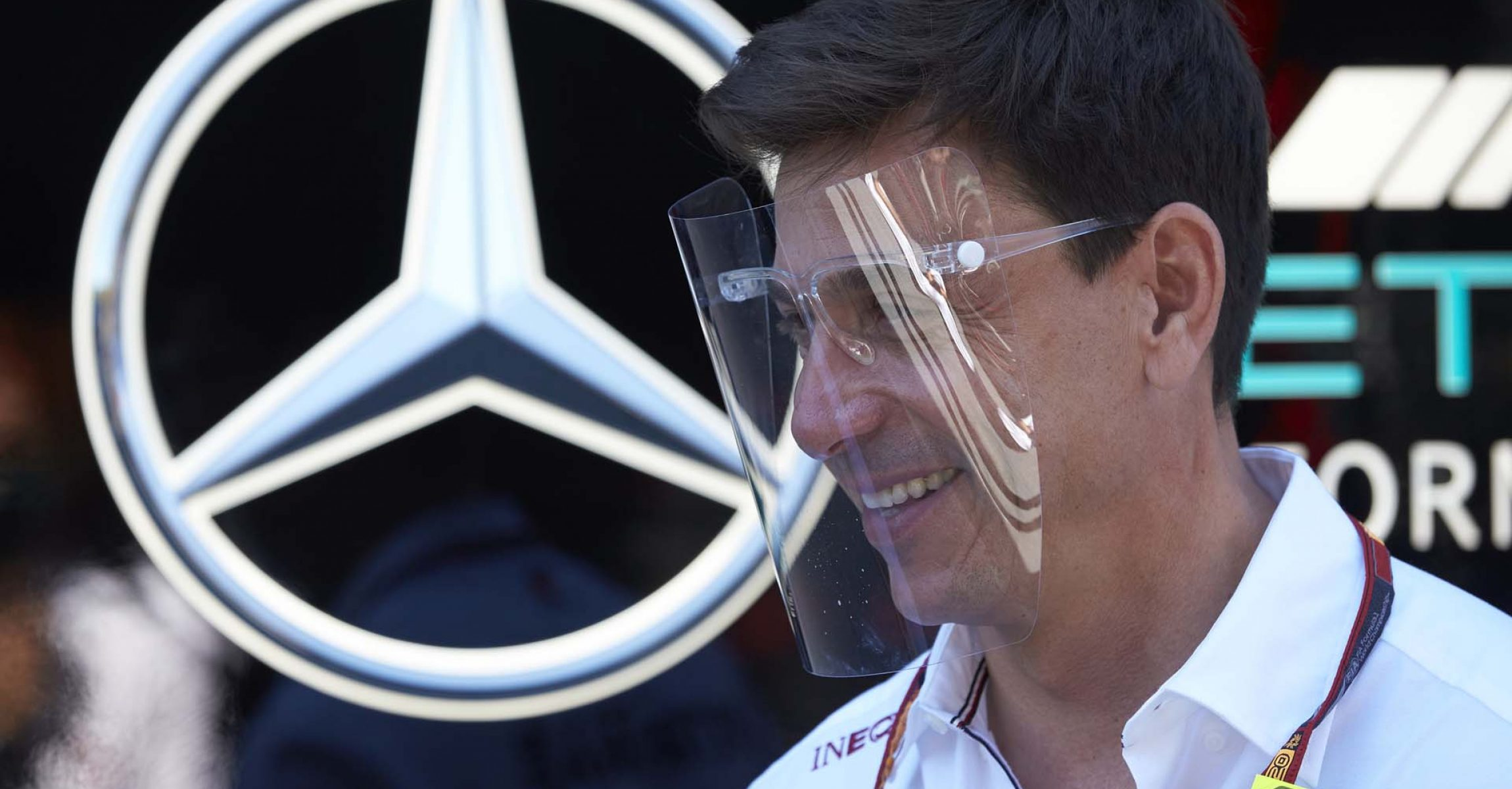 2020 Austrian Grand Prix, Sunday - Steve Etherington Toto Wolff Mercedes