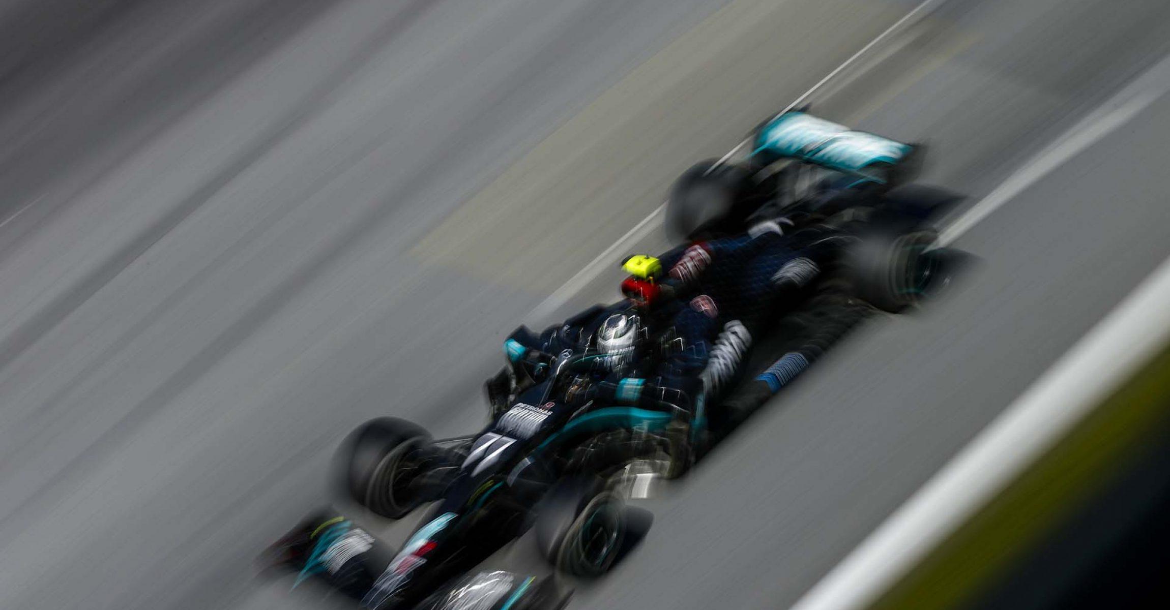 2020 Austrian Grand Prix, Sunday - LAT Images Valtteri Bottas Mercedes