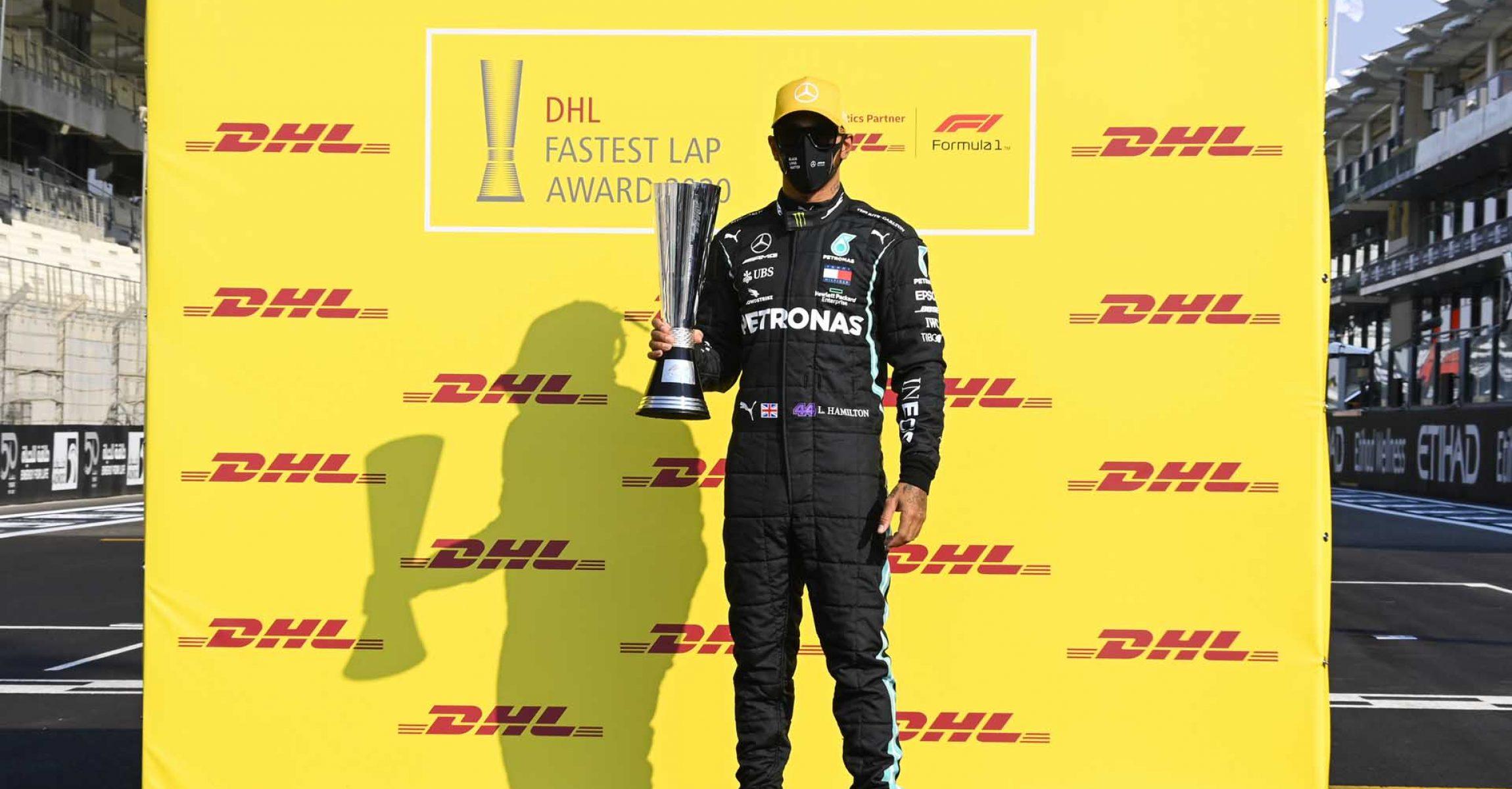 2020 Abu Dhabi Grand Prix, Sunday - LAT Images Lewis Hamilton Mercedes