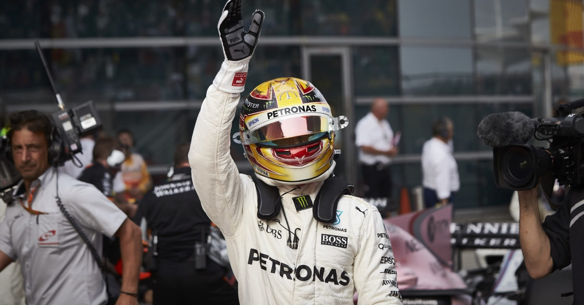2017 Chinese Grand Prix, Saturday - Steve Etherington