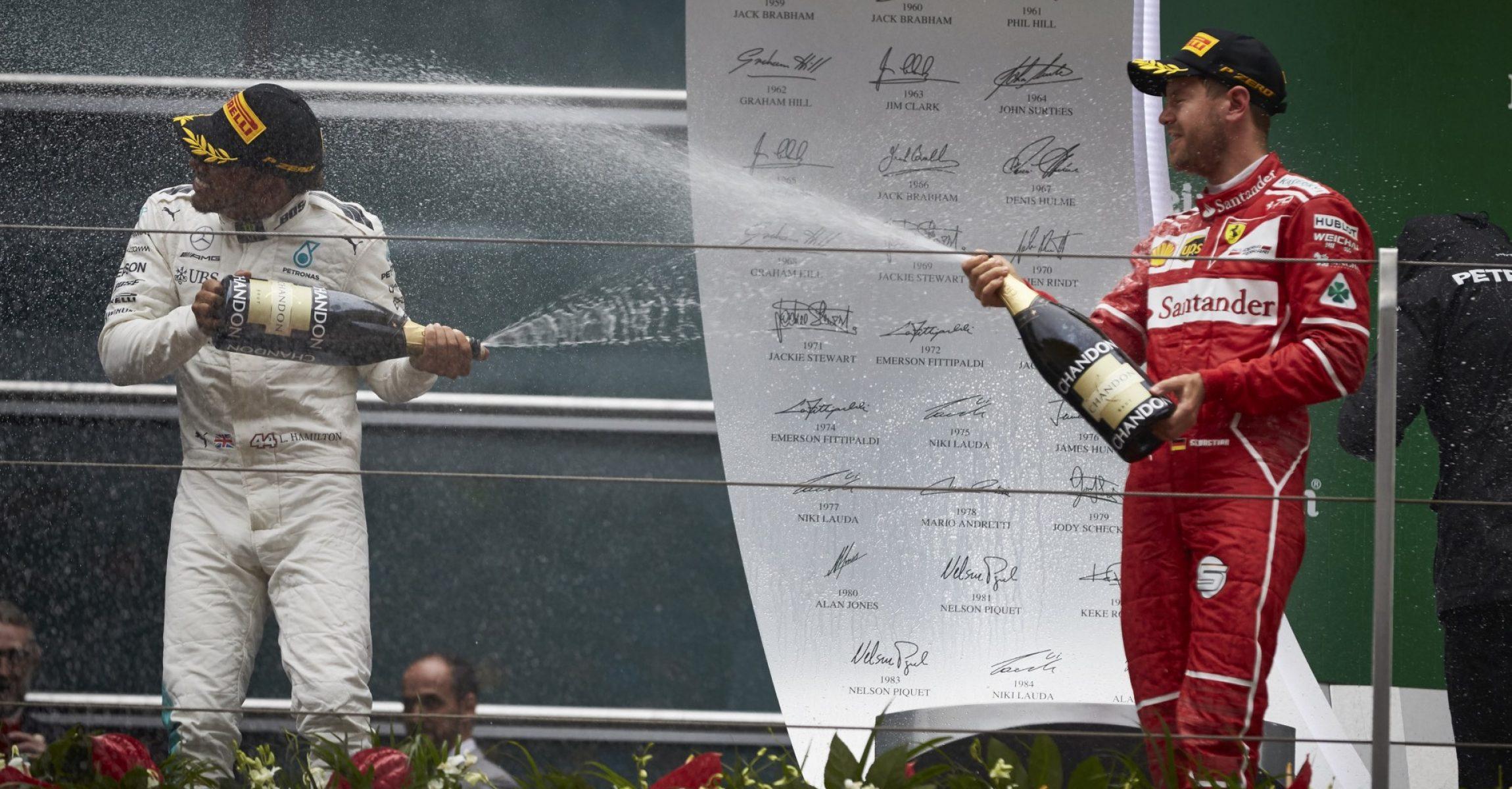 2017 Chinese Grand Prix, Sunday - Steve Etherington