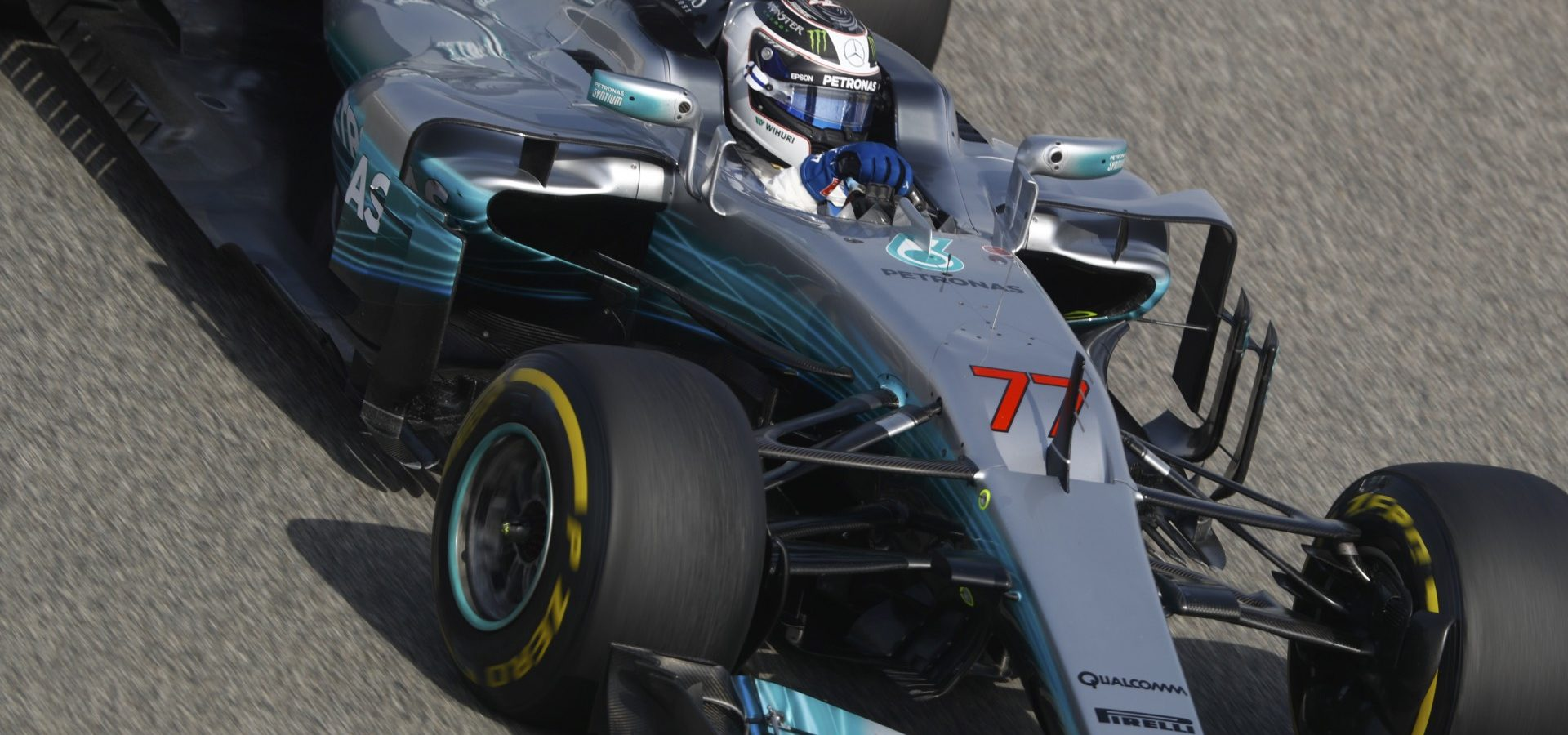 2017 Bahrain Grand Prix, Saturday - Steve Etherington
