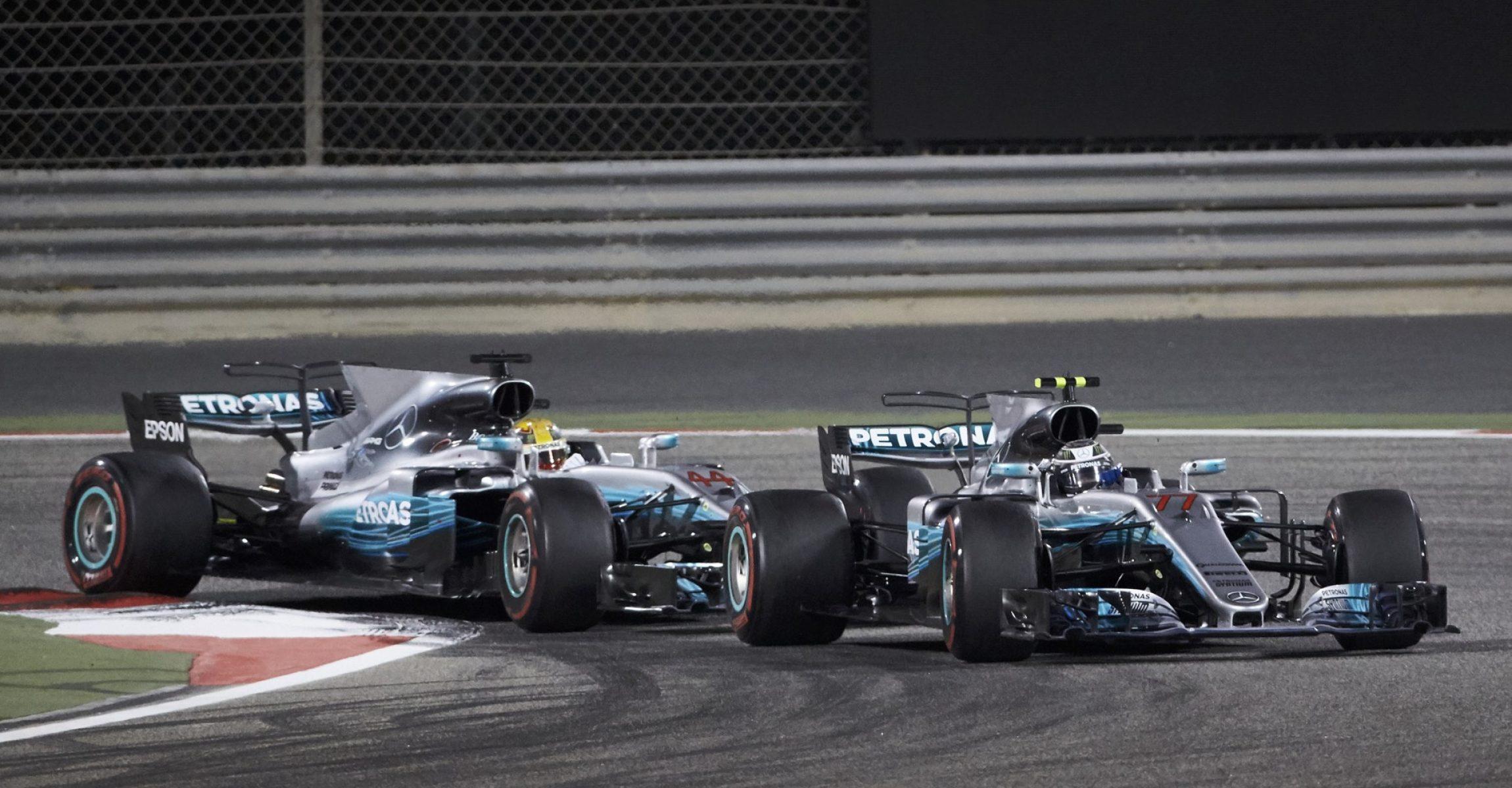 2017 Bahrain Grand Prix, Sunday - Steve Etherington