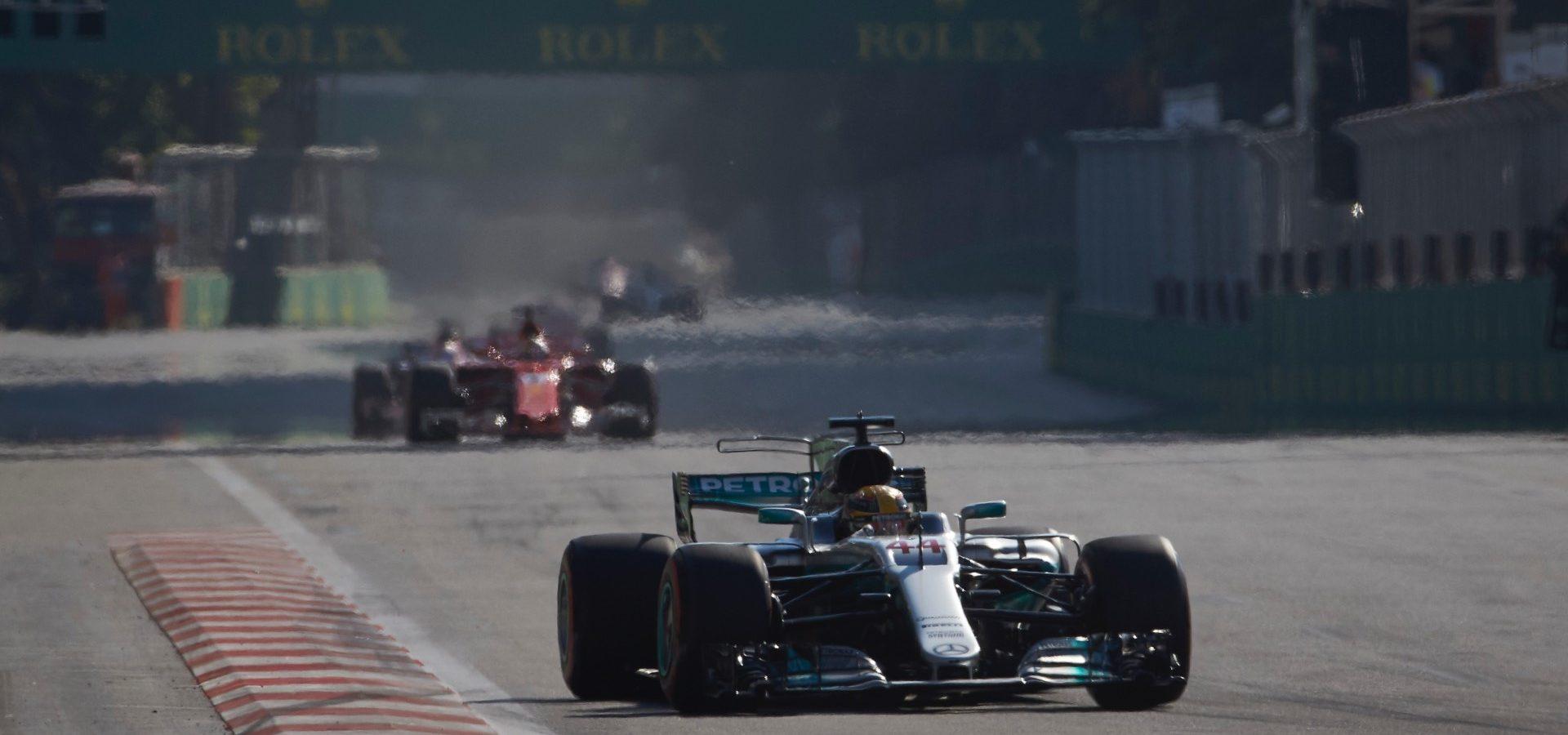 2017 Azerbaijan Grand Prix, Sunday - Steve Etherington