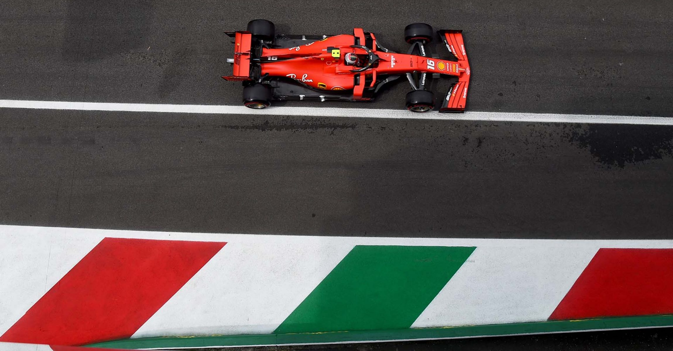 Charles Leclerc, Ferrari, Italian Grand Prix 2019, Monza, Saturday