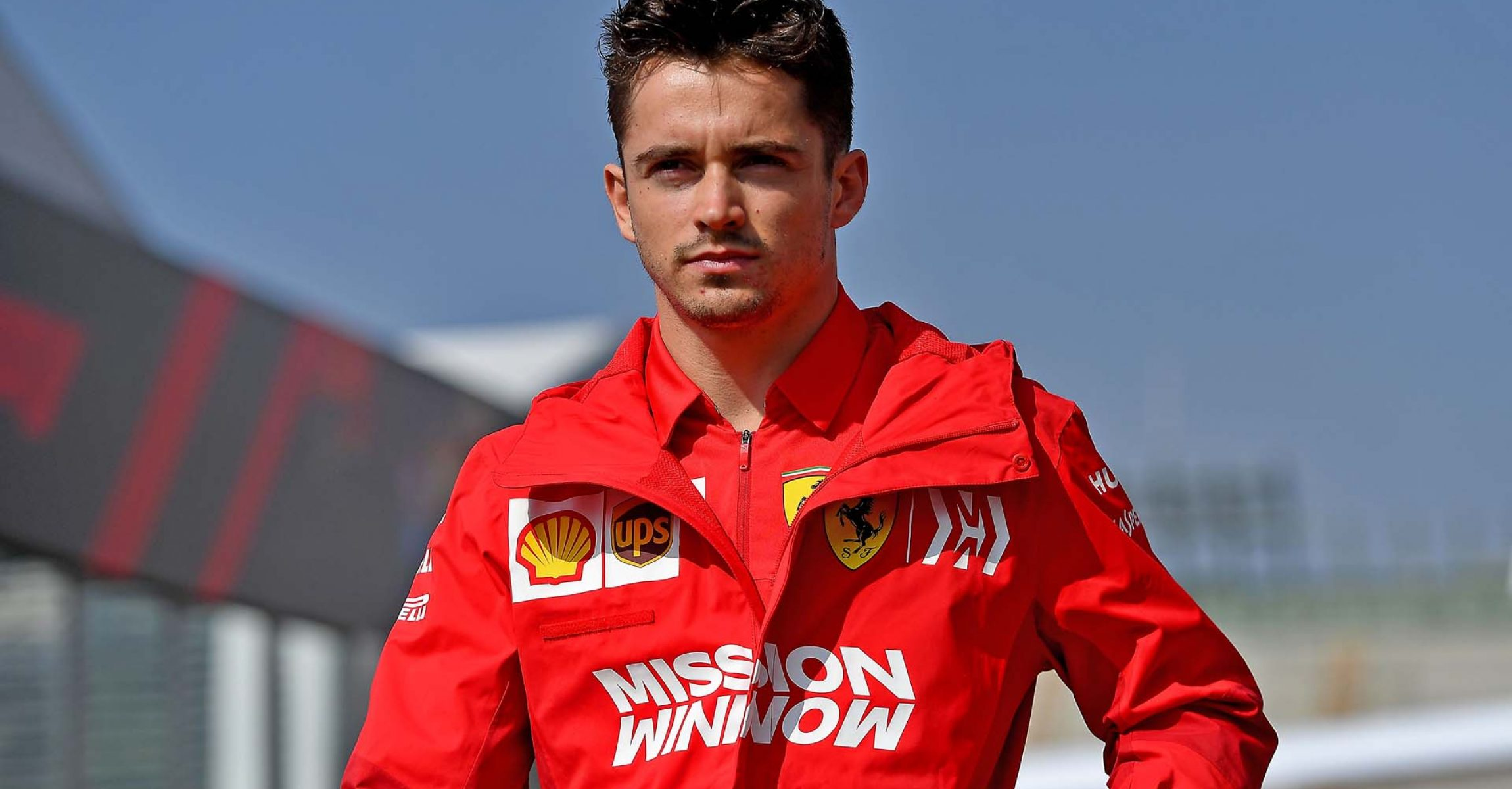 GP MESSICO  F1/2019 -  GIOVEDÌ 24/10/2019    credit: @Scuderia Ferrari Press Office Charles Leclerc
