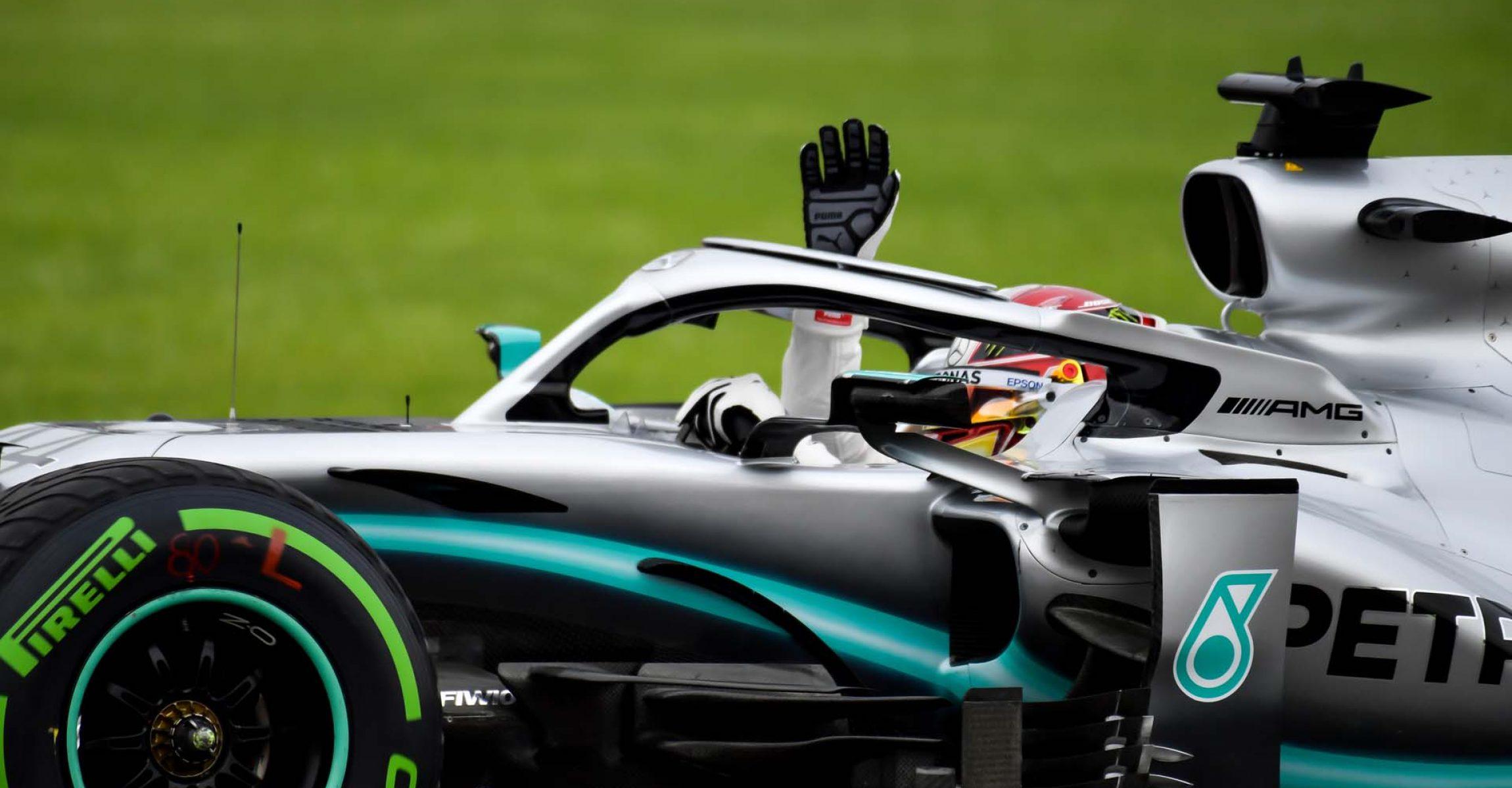 2019 Mexican Grand Prix, Friday - LAT Images Lewis Hamilton Mercedes