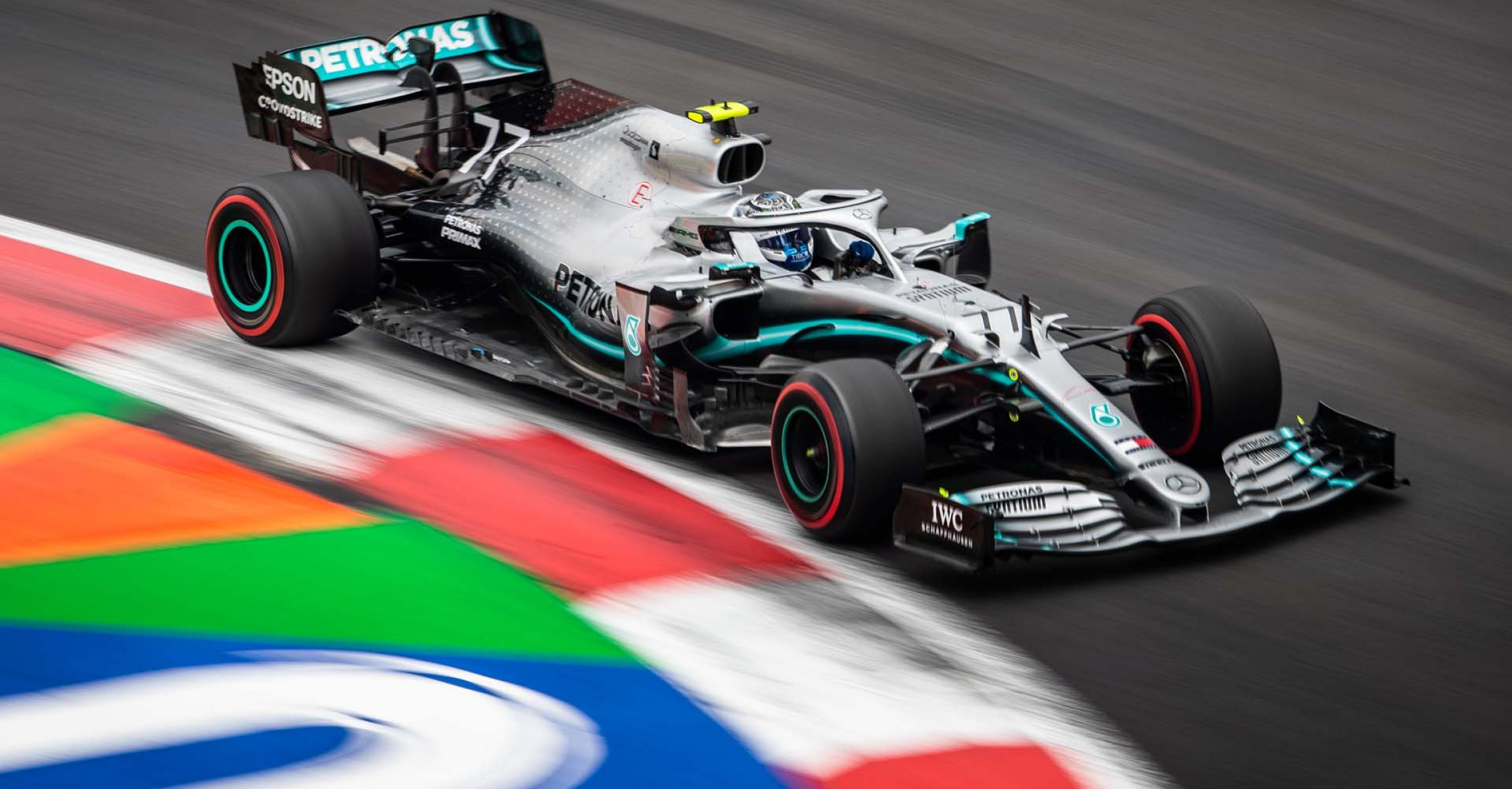 2019 Mexican Grand Prix, Saturday - Wolfgang Wilhelm Valtteri Bottas Mercedes