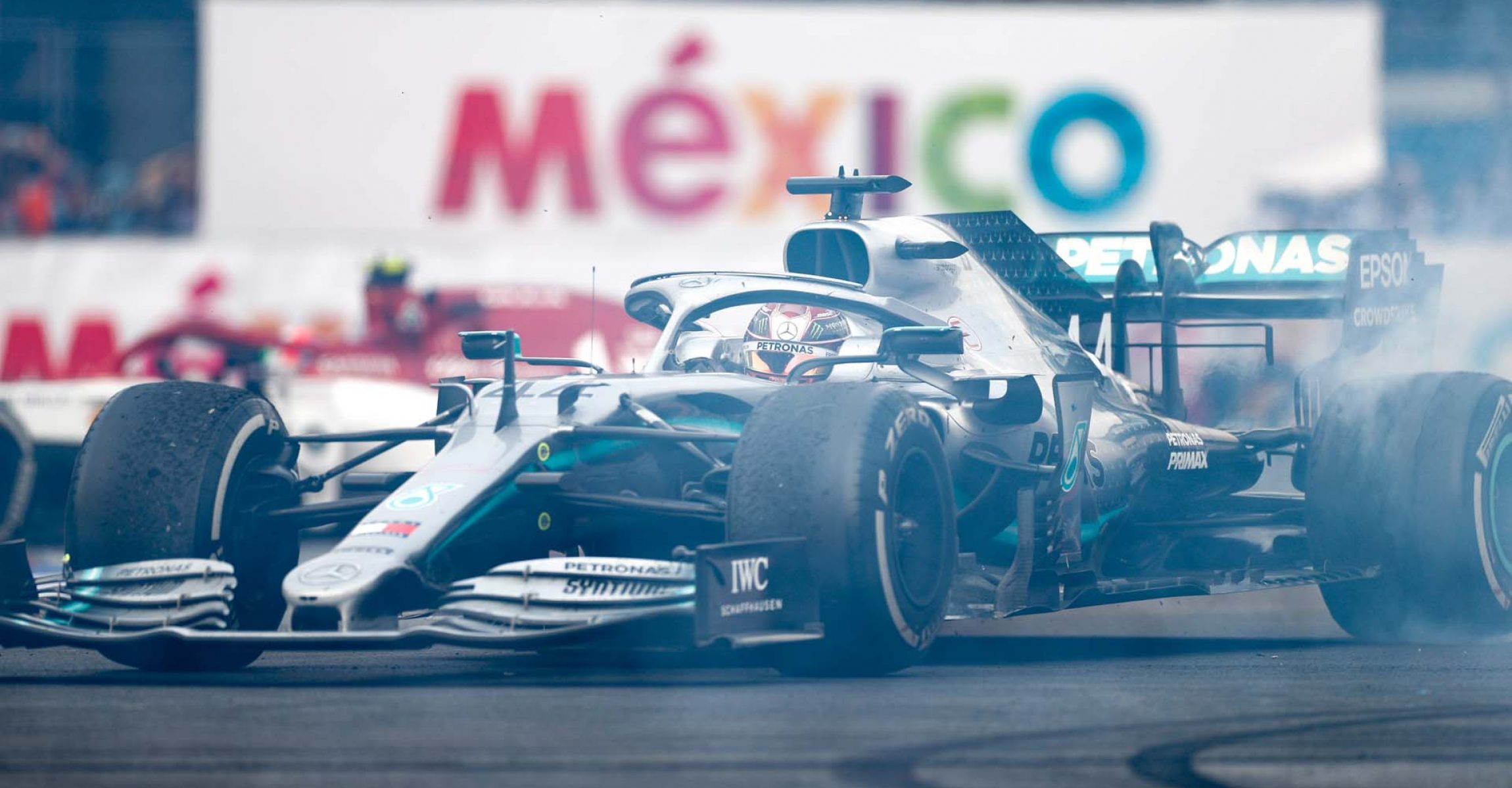 2019 Mexican Grand Prix, Sunday - LAT Images Lewis Hamilton, Mercedes