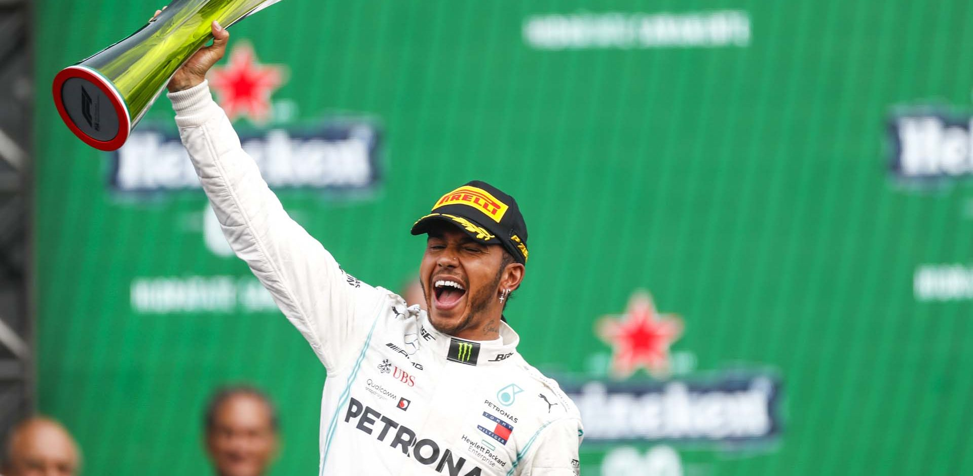 2019 Mexican Grand Prix, Sunday - LAT Images Lewis Hamilton Mercedes