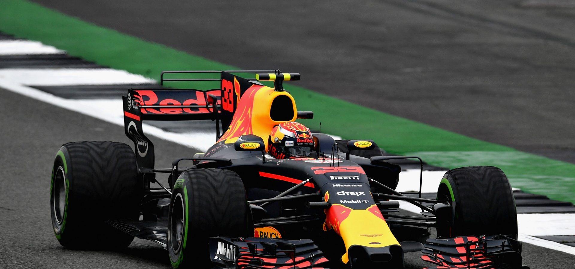 F1 Grand Prix of Great Britain - Qualifying