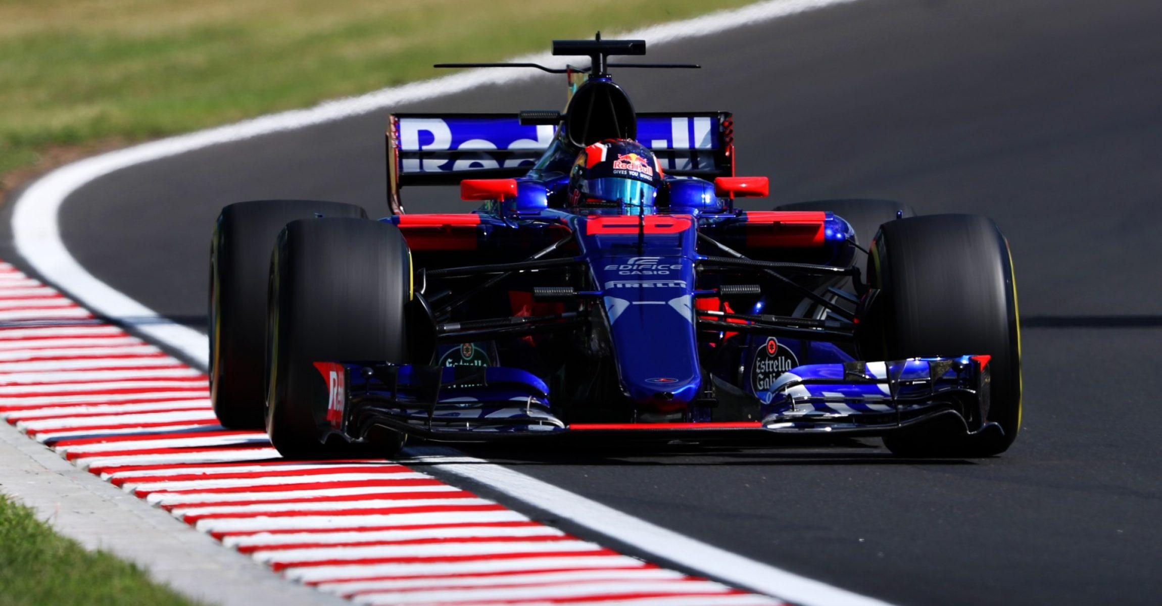 F1 Grand Prix of Hungary - Practice
