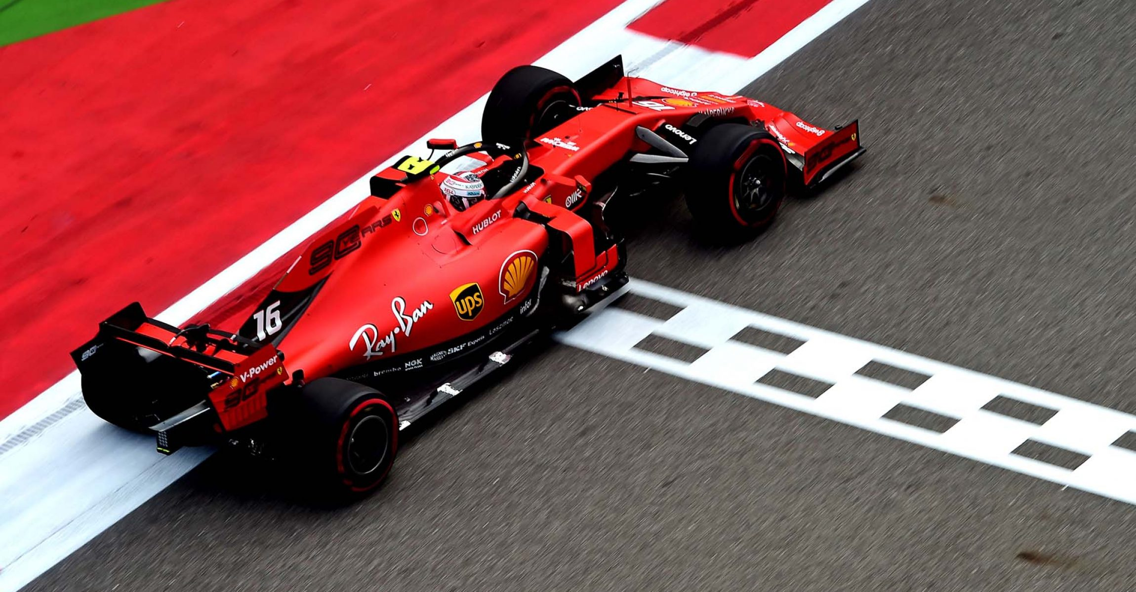 GP RUSSIA F1/2019 -  VENERDÌ 27/09/2019   credit: @Scuderia Ferrari Press Office Charles Leclerc