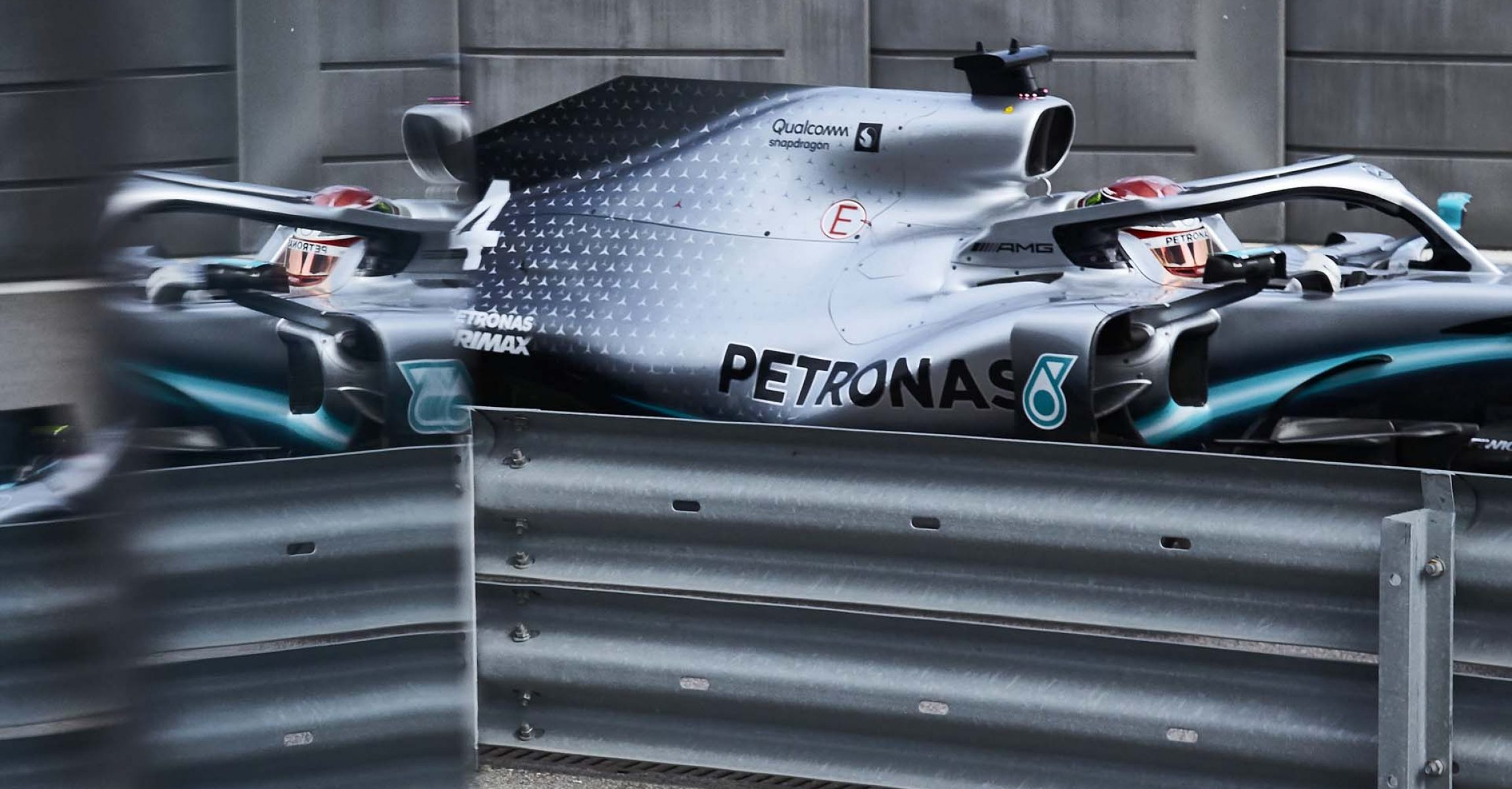 2019 Russian Grand Prix, Friday - Steve Etherington Lewis Hamilton Mercedes