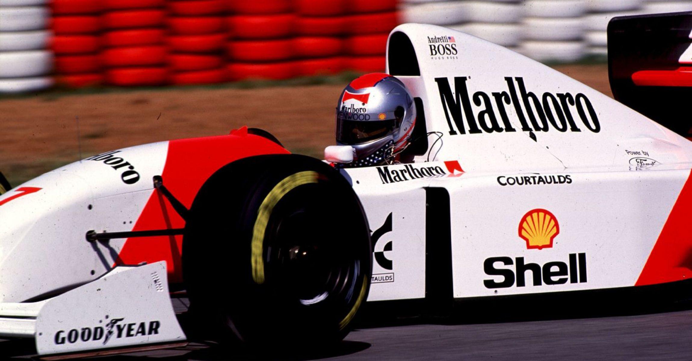 Michael Andretti, McLaren