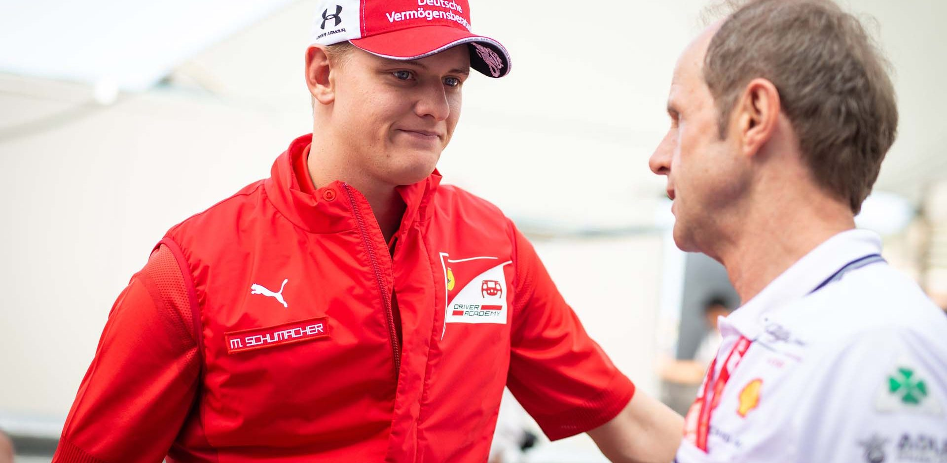 SCHUMACHER Mick (ger), Ferrari Driver Academy, portrait during the 2019 Formula One World Championship, Grand Prix of Monaco from on May 23 to 26 in Monaco - Photo Antonin Vincent / DPPI