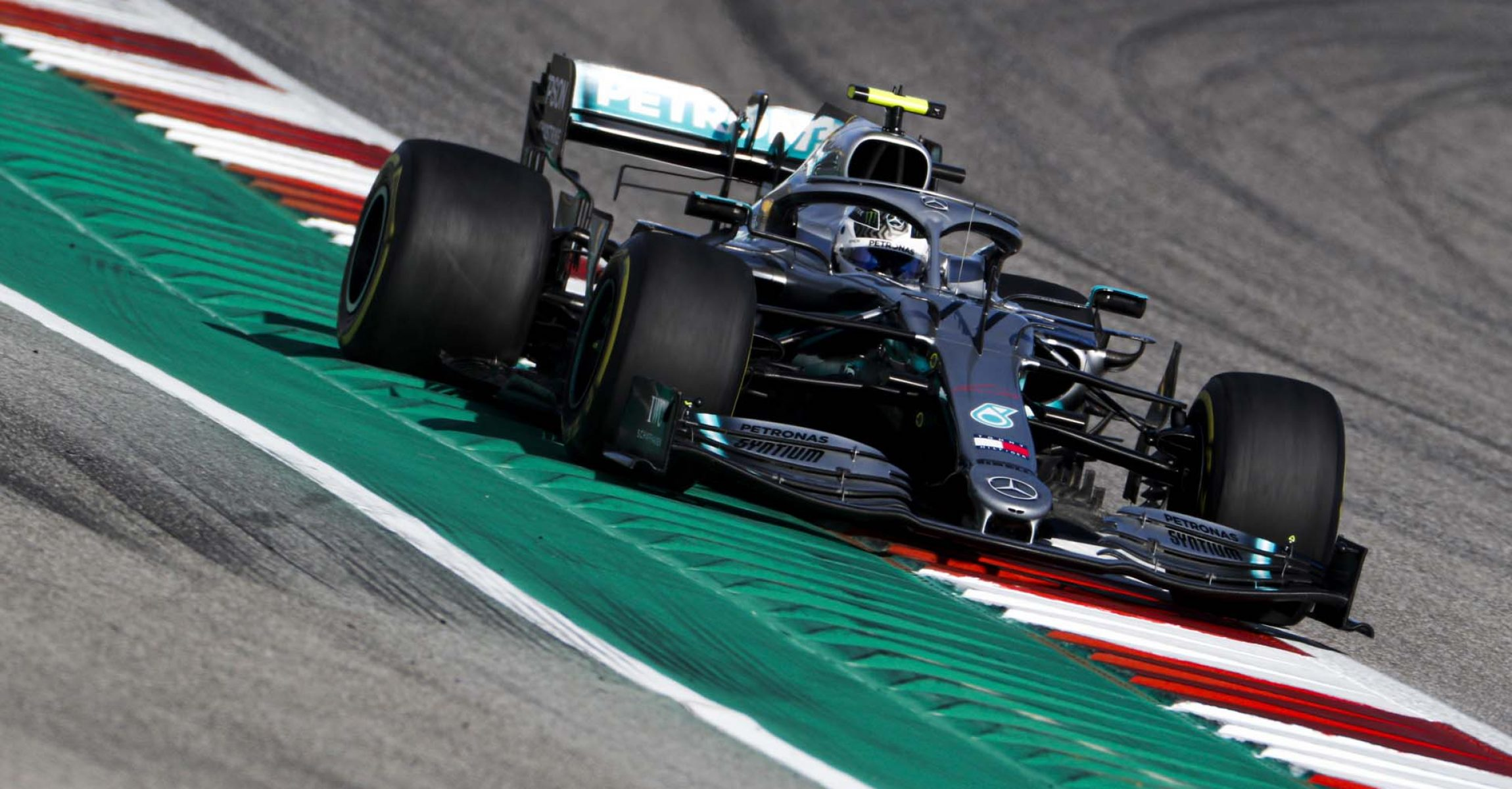2019 United States Grand Prix, Friday - LAT Images Valtteri Bottas Mercedes