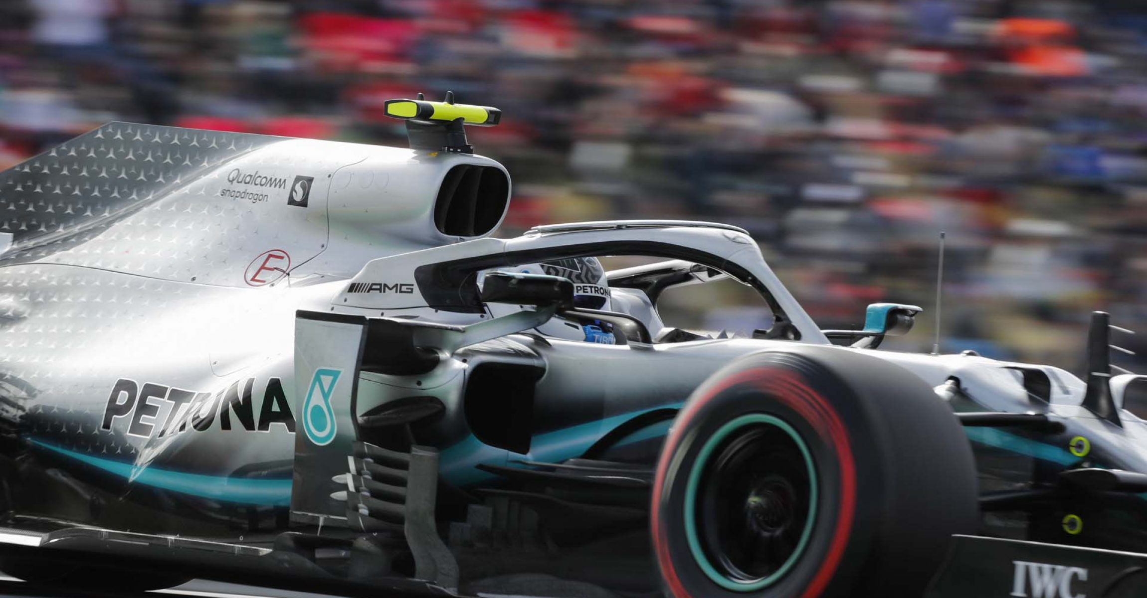 AUSTIN, TEXAS - NOVEMBER 02: Valtteri Bottas, Mercedes AMG W10 during the 2019 Formula One United States Grand Prix at Circuit of the Americas, on November 02, 2019 in Austin, Texas, USA. (Photo by Steven Tee / LAT Images)