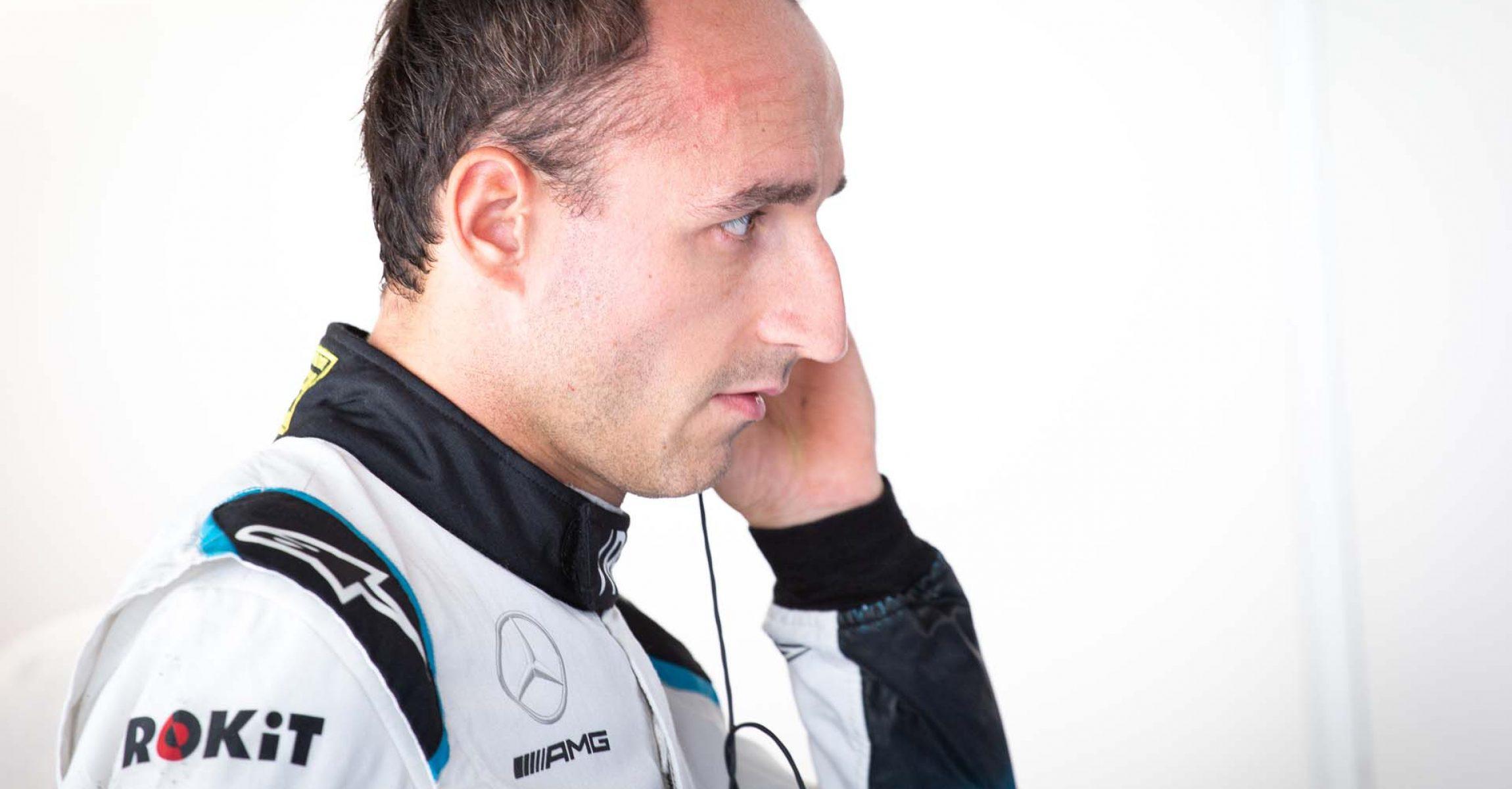 Robert Kubica (POL) Williams Racing. Japanese Grand Prix, Friday 11th October 2019. Suzuka, Japan.