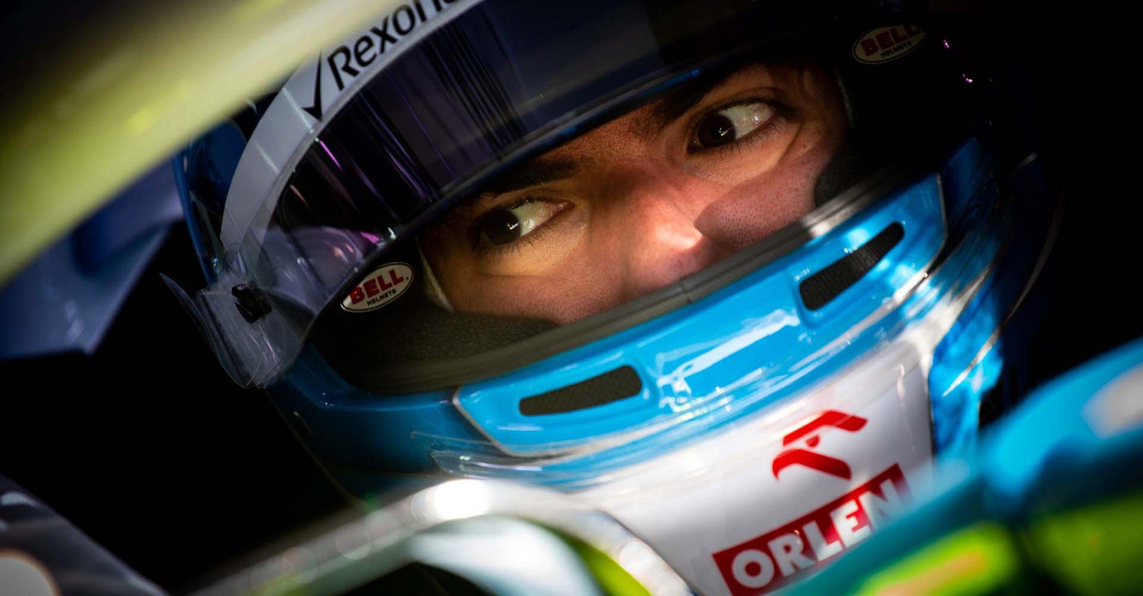 Nicholas Latifi (CDN) Williams Racing FW42 Test and Development Driver. Formula One In Season Testing, Day 1, Tuesday 14th May 2019. Barcelona, Spain.