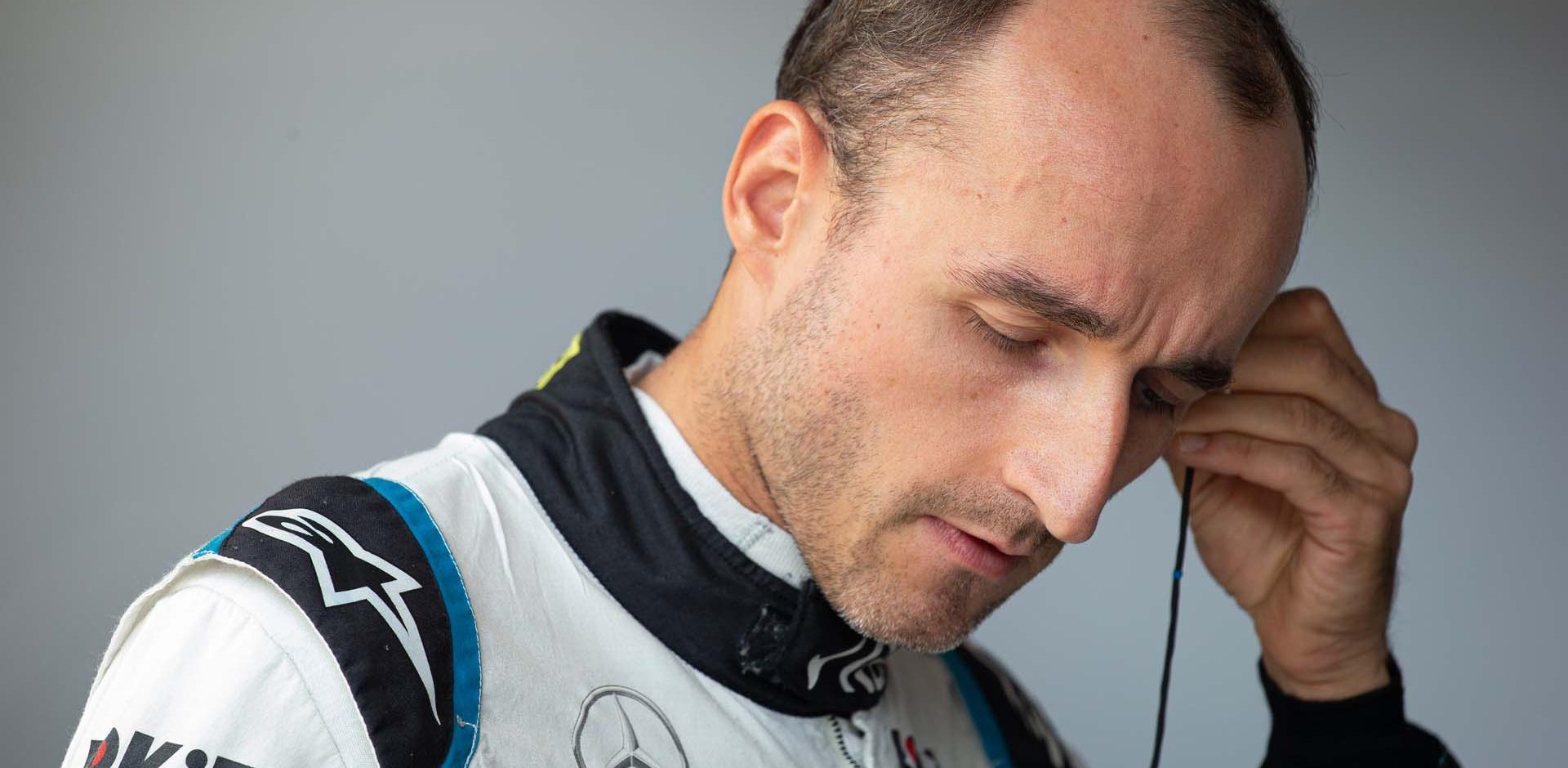 Robert Kubica (POL) Williams Racing. Hungarian Grand Prix, Saturday 3rd August 2019. Budapest, Hungary.