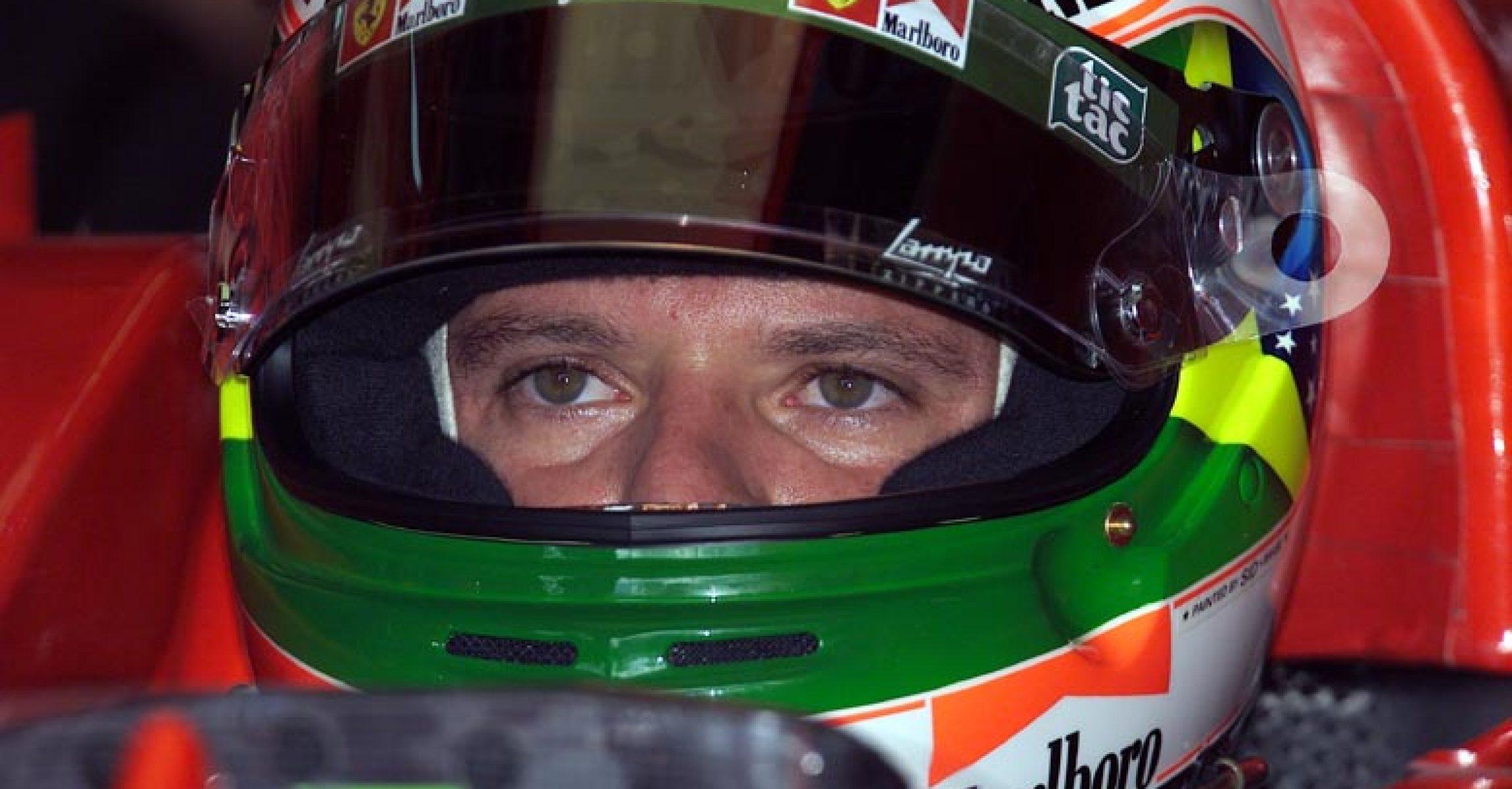 Rubens Barrichello, Ferrari,
