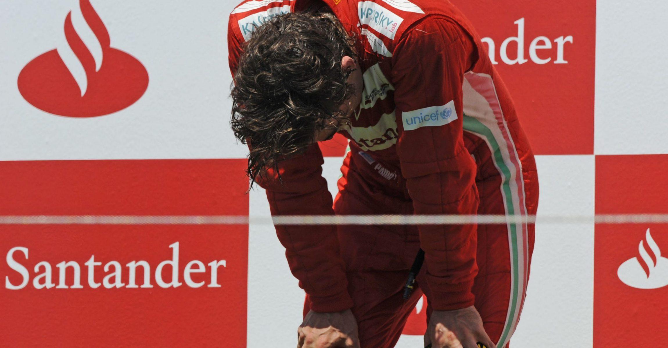 Fernando Alonso, Ferrari, European Grand Prix 2012, Valencia